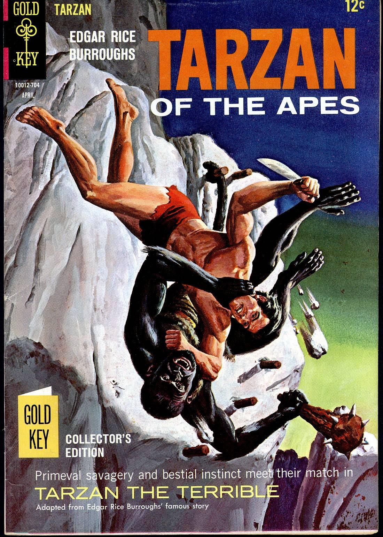 Tarzan (1962) issue 166 - Page 1