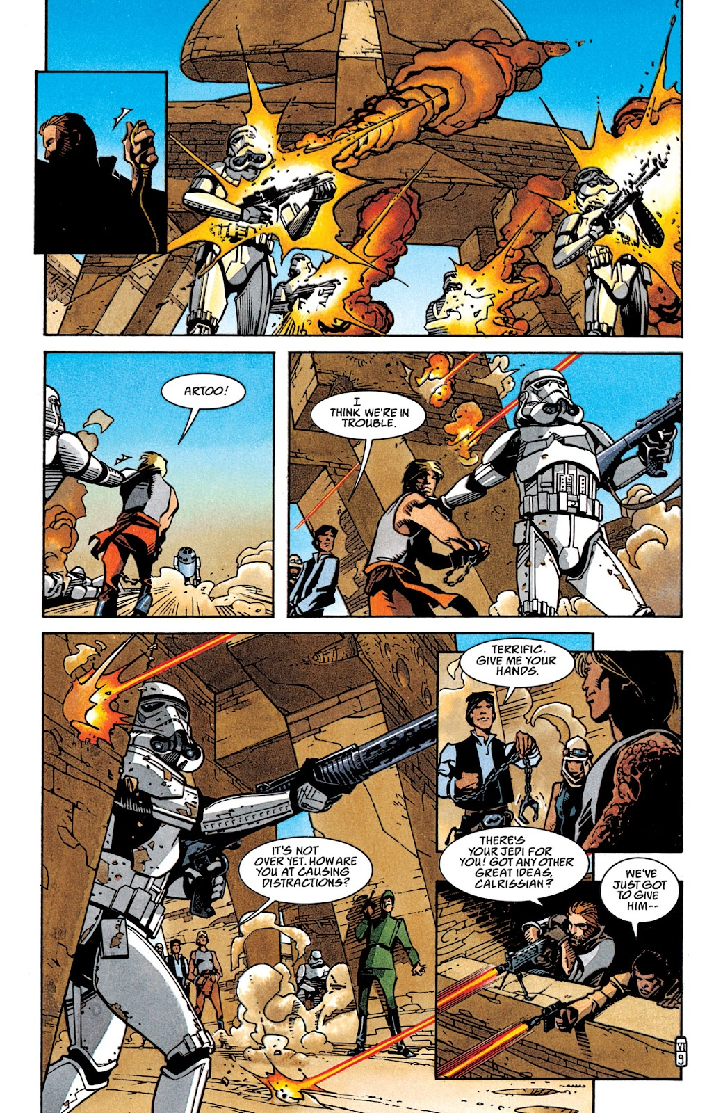 Read online Star Wars Legends: The New Republic - Epic Collection comic -  Issue # TPB 4 (Part 2) - 33