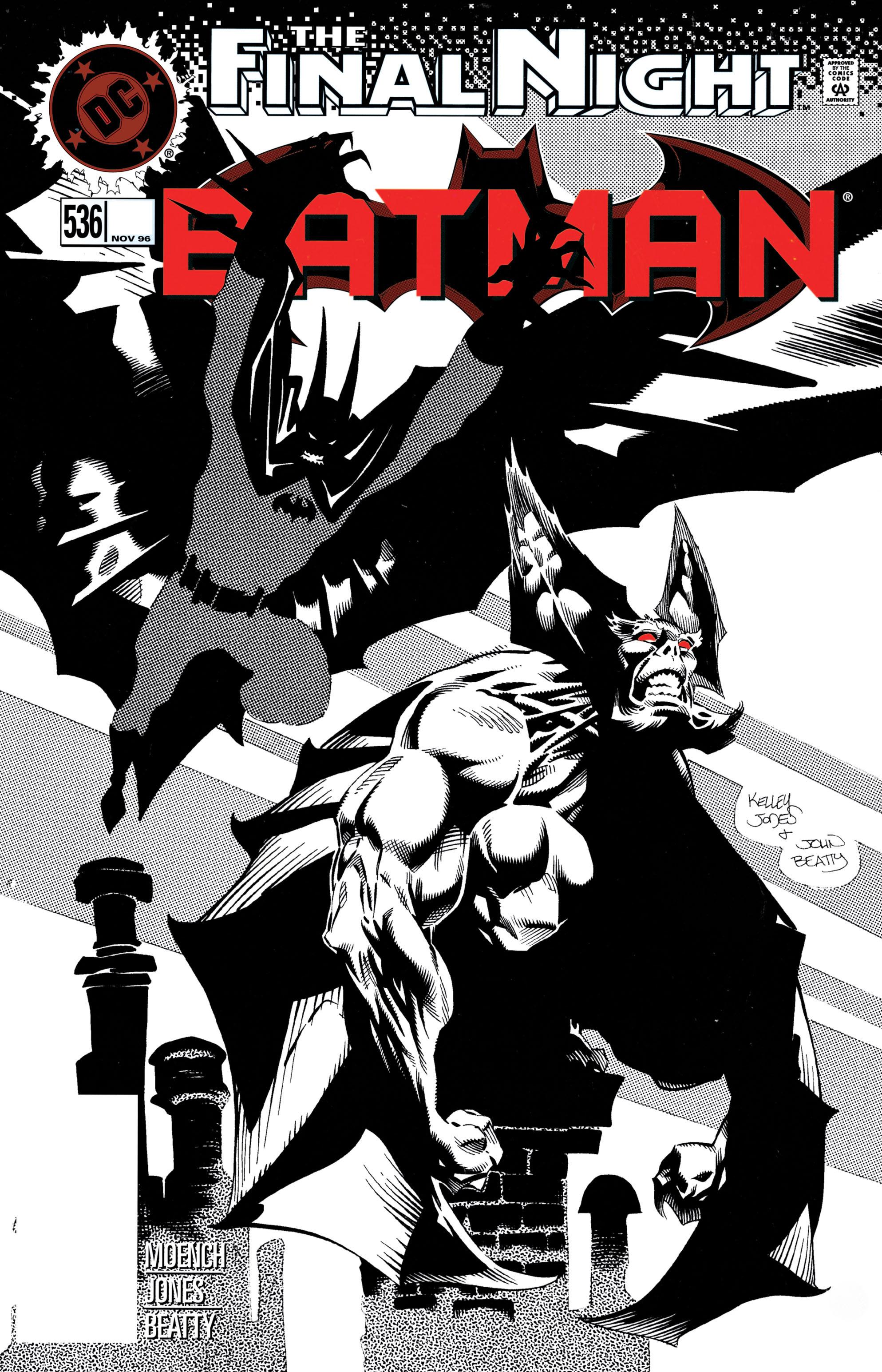 Batman (1940) 536 Page 1