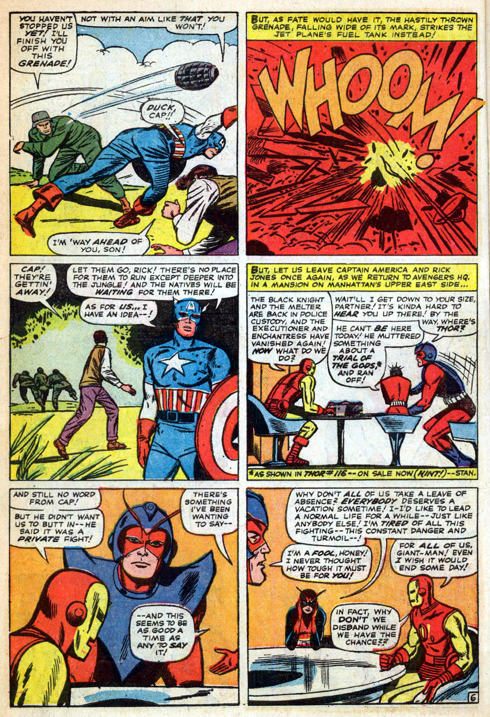 The Avengers (1963) 16 Page 9