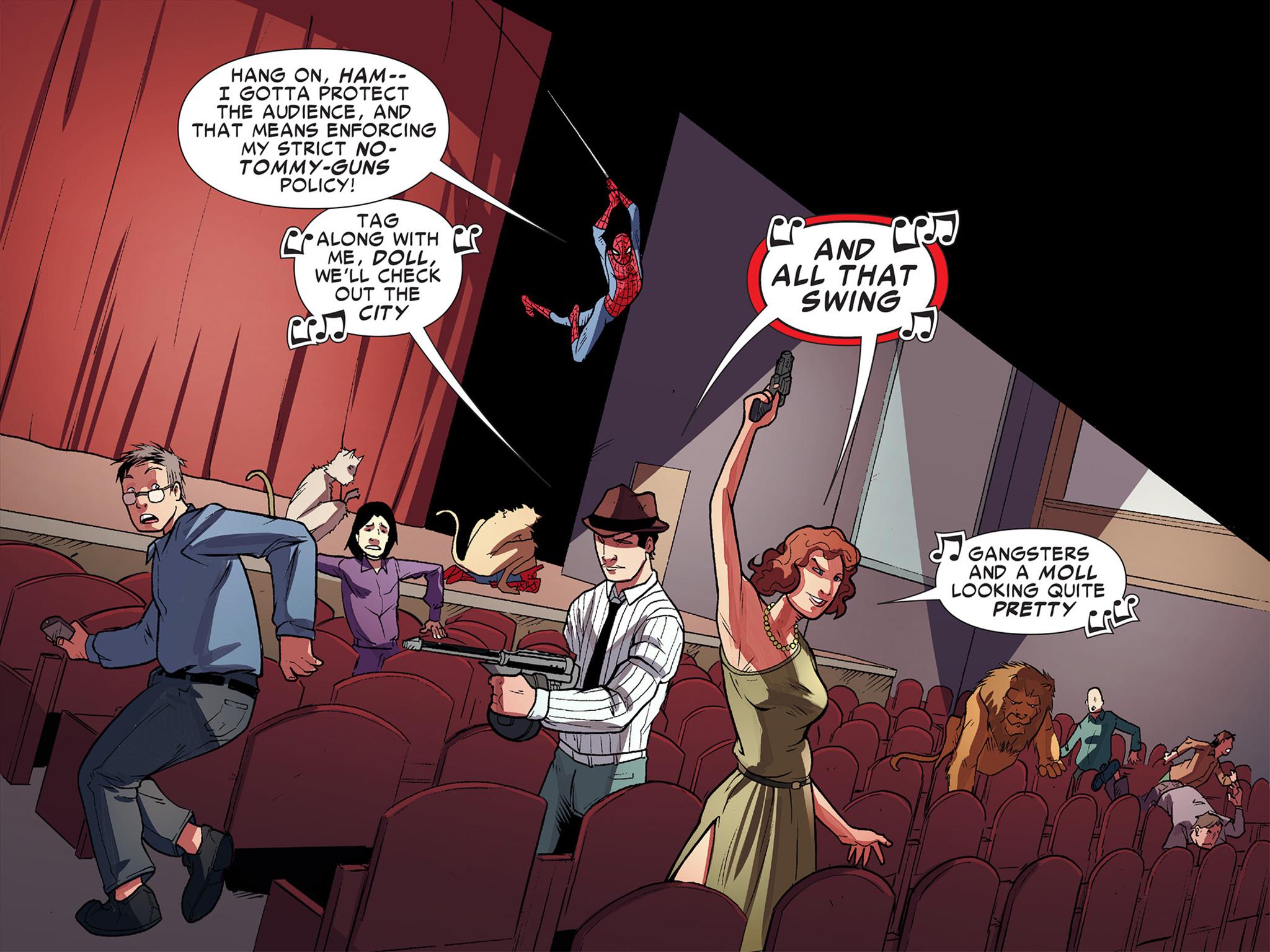 Read online Ultimate Spider-Man (Infinite Comics) (2016) comic -  Issue #10 - 23