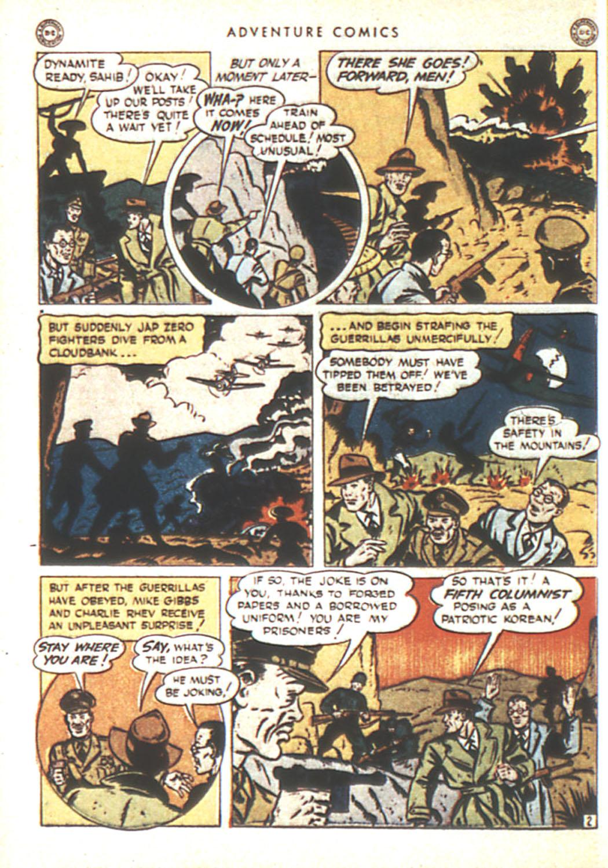 Read online Adventure Comics (1938) comic -  Issue #92 - 36