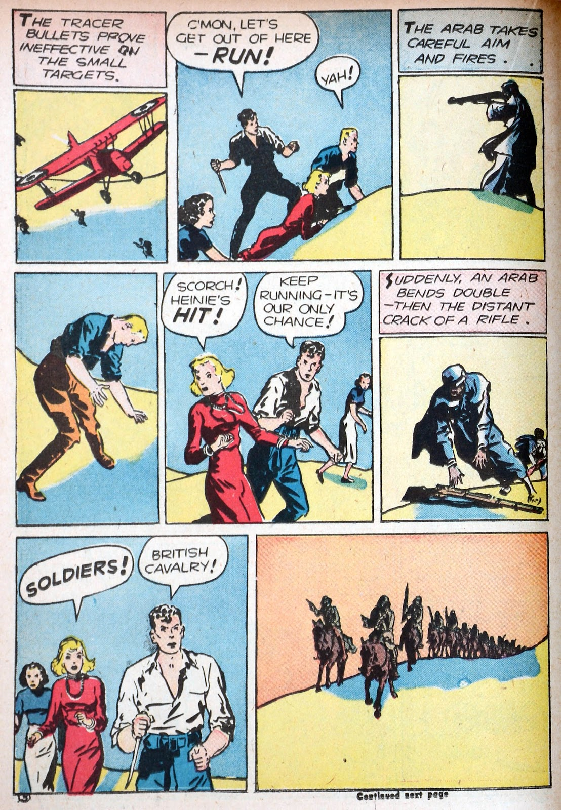 Read online Famous Funnies comic -  Issue #85 - 32