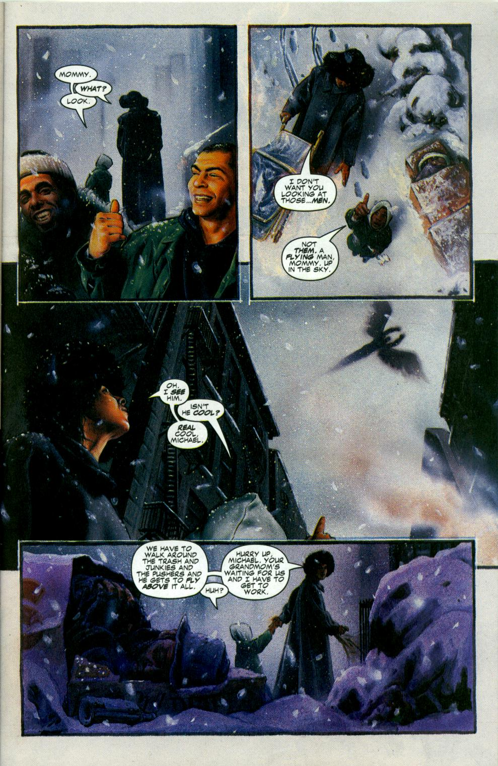 Read online Code of Honor comic -  Issue #3 - 10