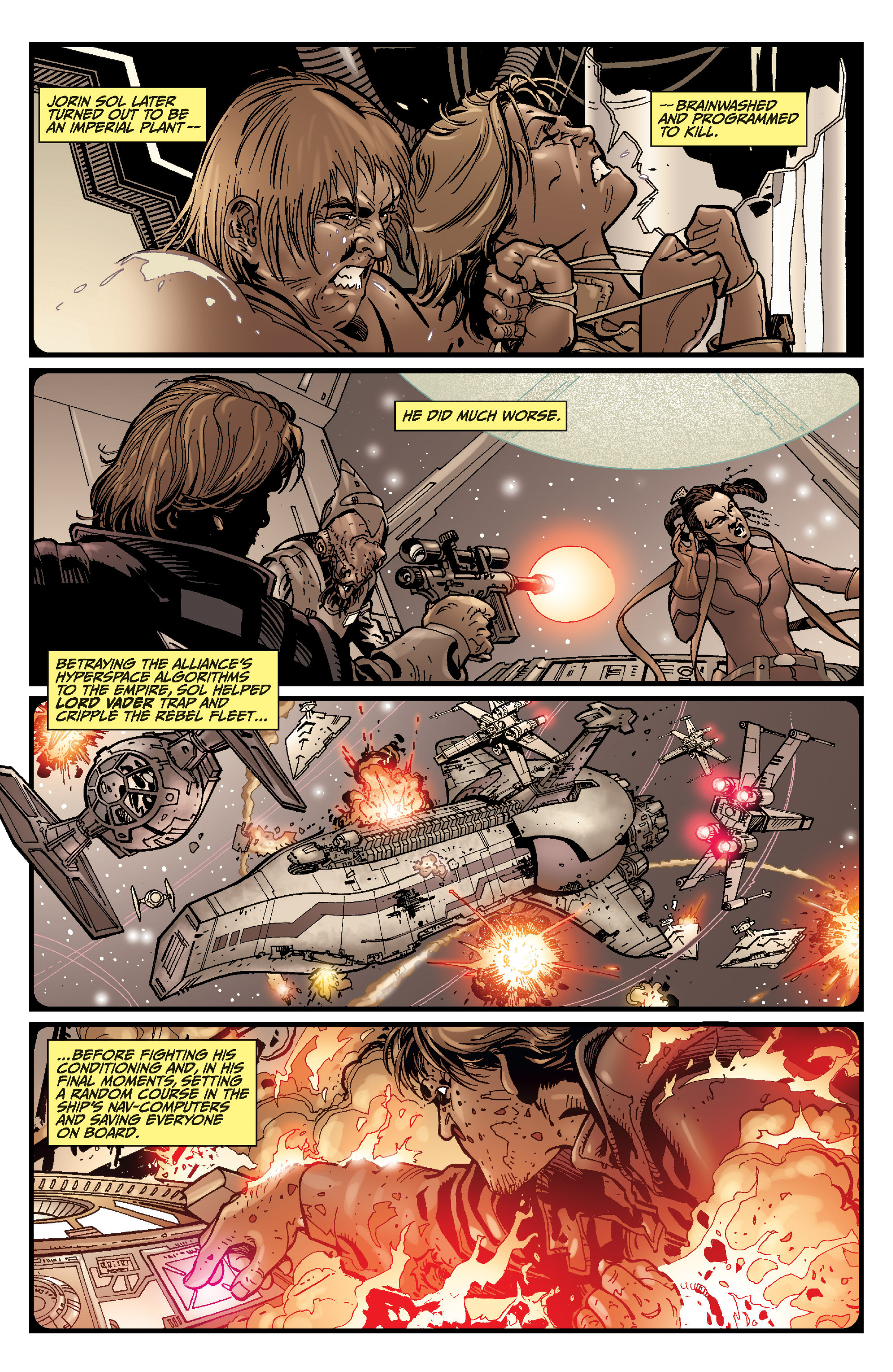 Read online Star Wars Omnibus comic -  Issue # Vol. 20 - 305