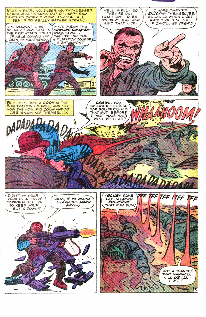 Read online Sgt. Fury comic -  Issue #167 - 5
