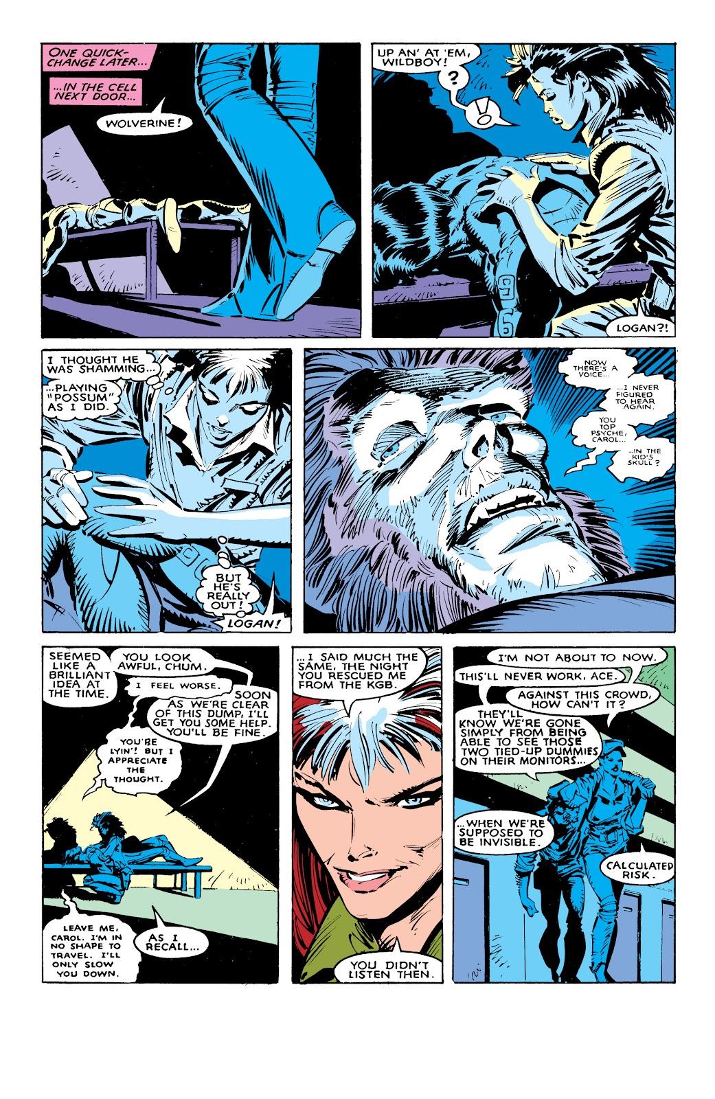 Uncanny X-Men (1963) issue 236 - Page 19