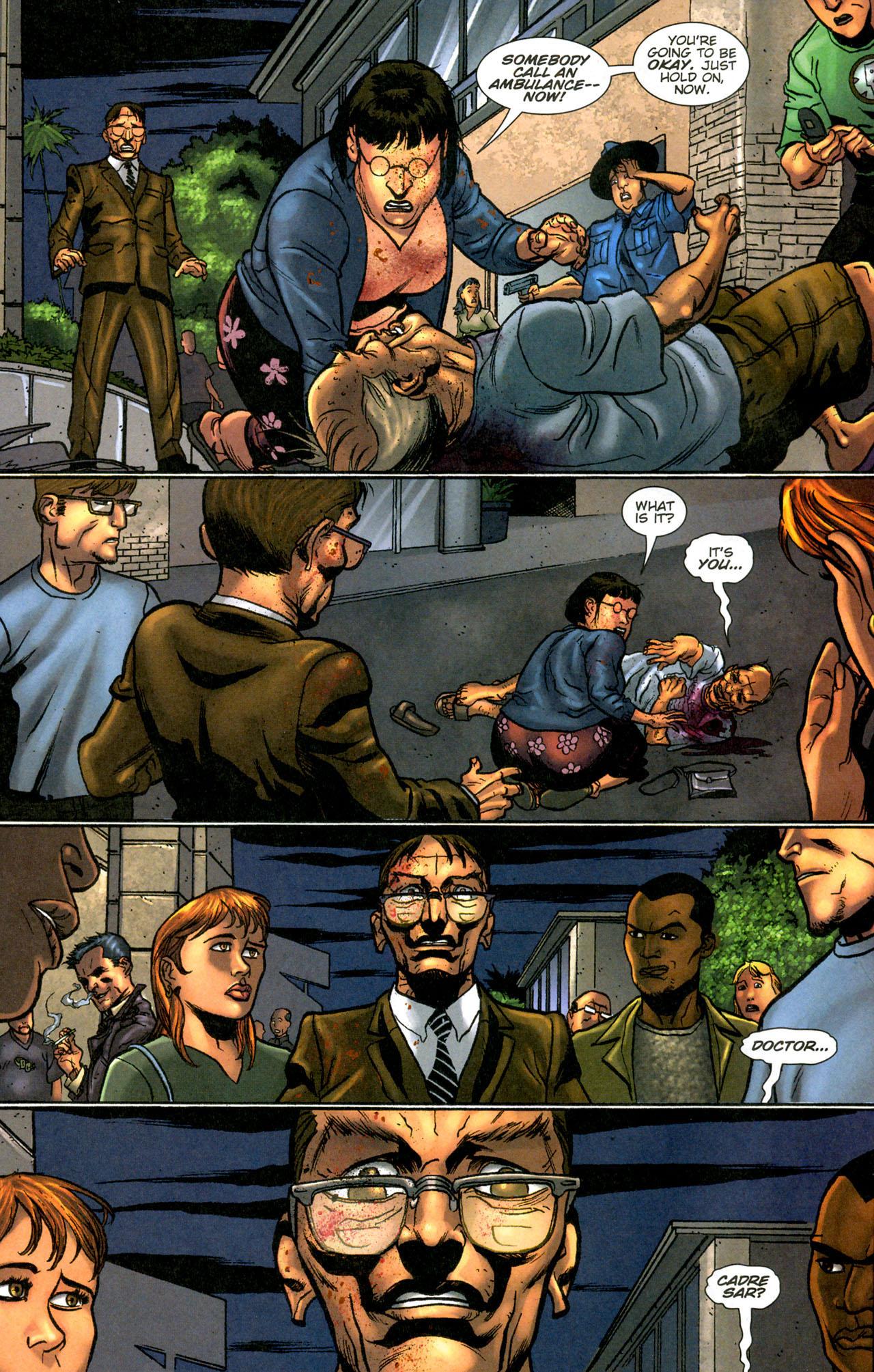 Read online The Exterminators comic -  Issue #12 - 6