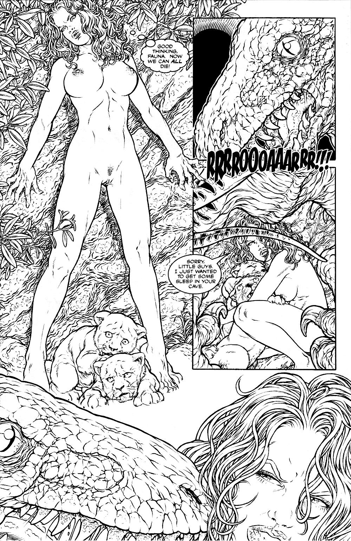 Read online Jungle Fantasy (2002) comic -  Issue #1 - 7