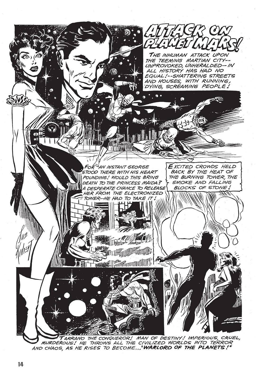 Read online The Joe Kubert Archives comic -  Issue # TPB (Part 1) - 25