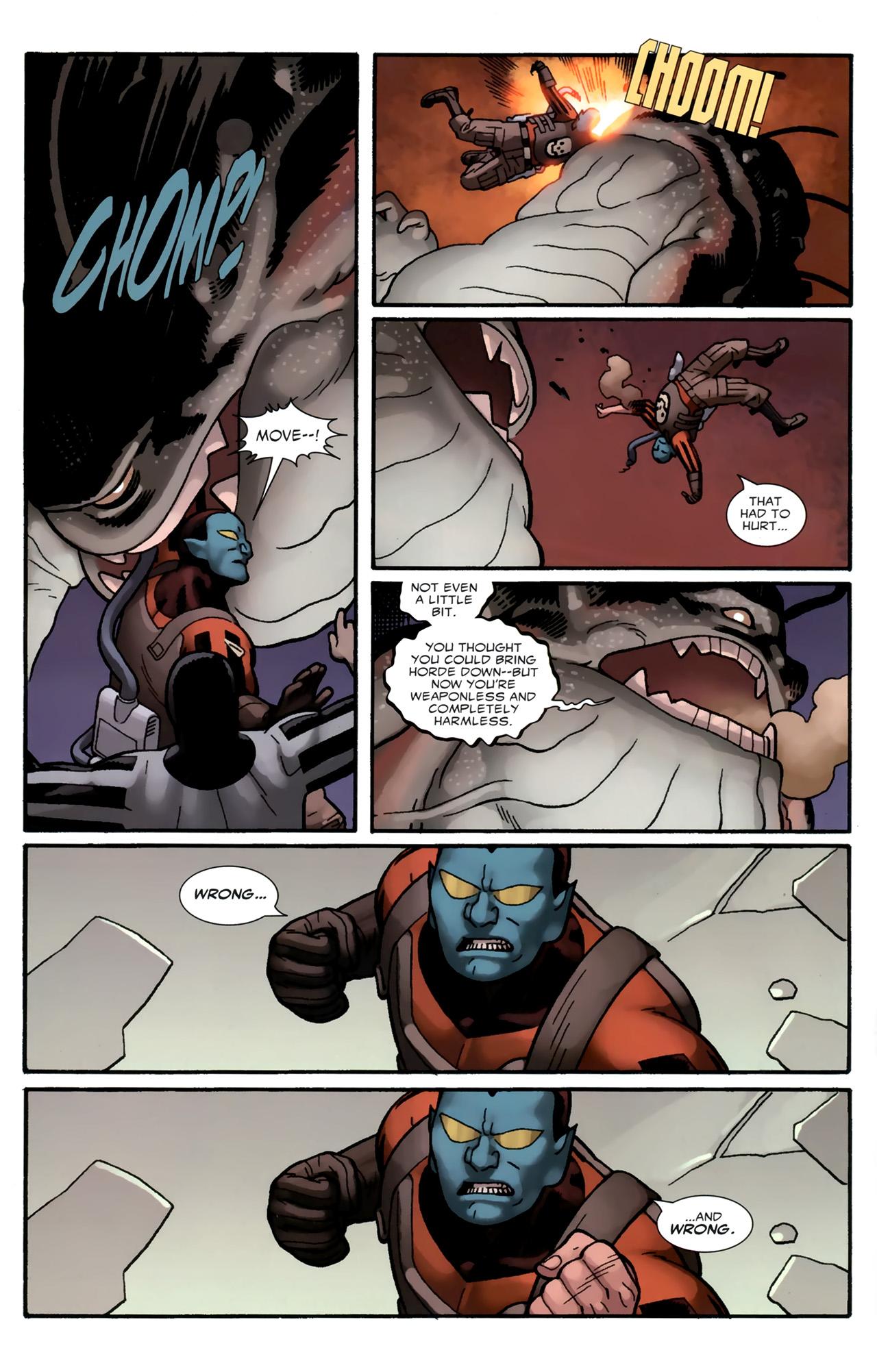 Read online Destroyer comic -  Issue #4 - 13