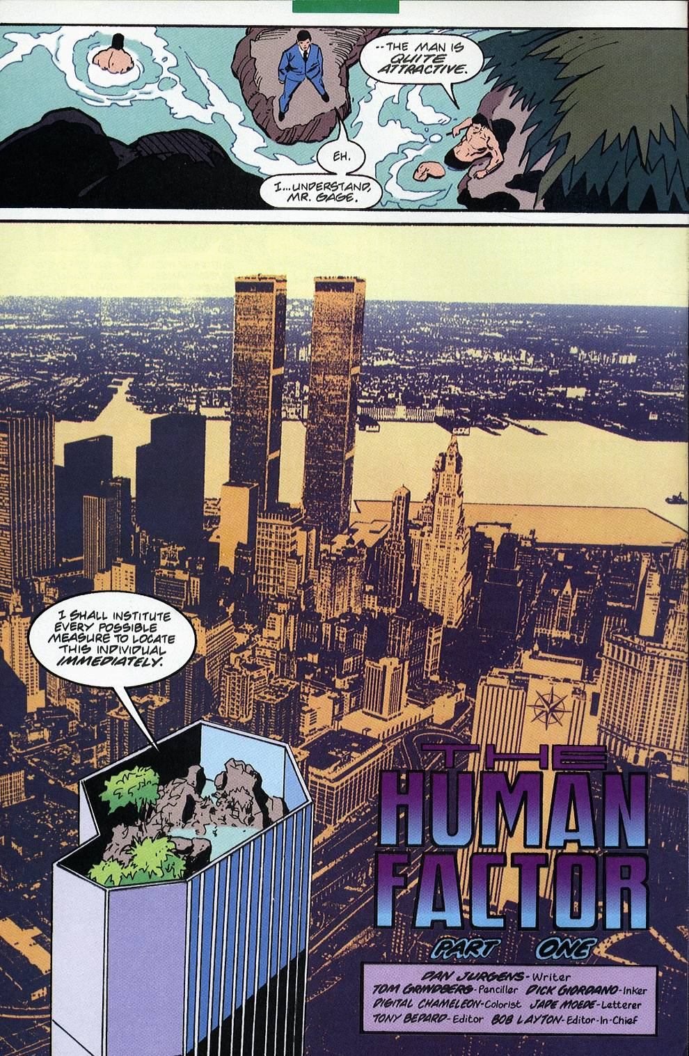 Read online Solar, Man of the Atom comic -  Issue #53 - 5