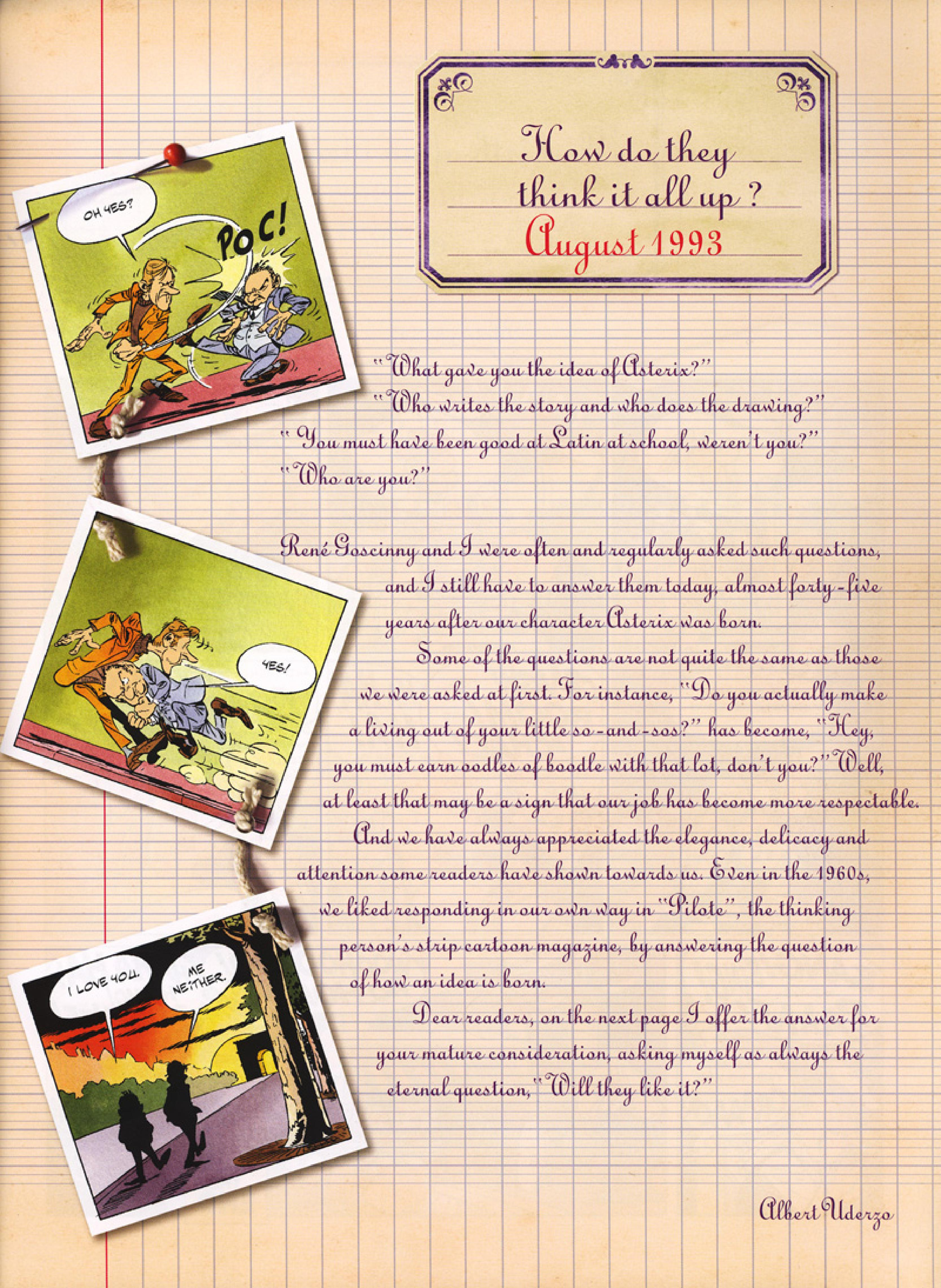Read online Asterix comic -  Issue #32 - 56