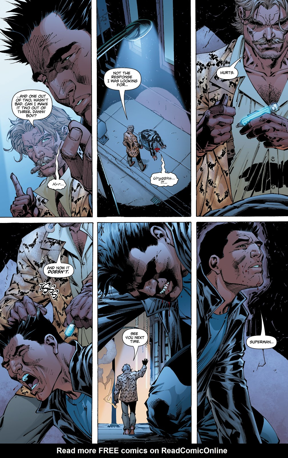 Read online Superman: For Tomorrow comic -  Issue # TPB (Part 2) - 66
