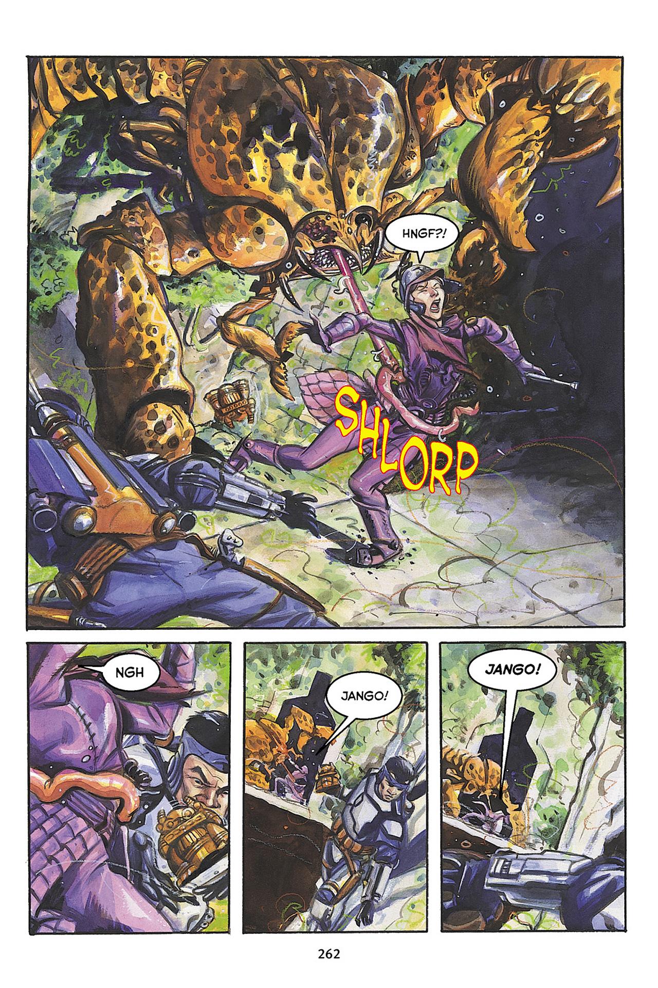 Read online Star Wars Omnibus comic -  Issue # Vol. 10 - 259