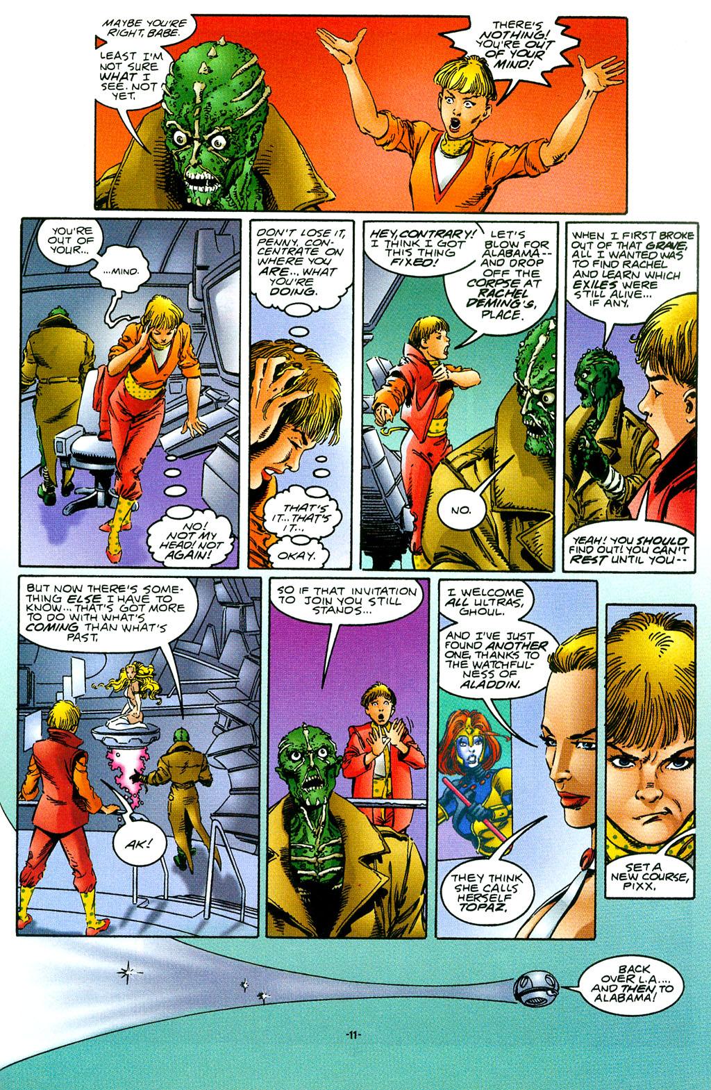 Read online UltraForce (1994) comic -  Issue #1 - 12