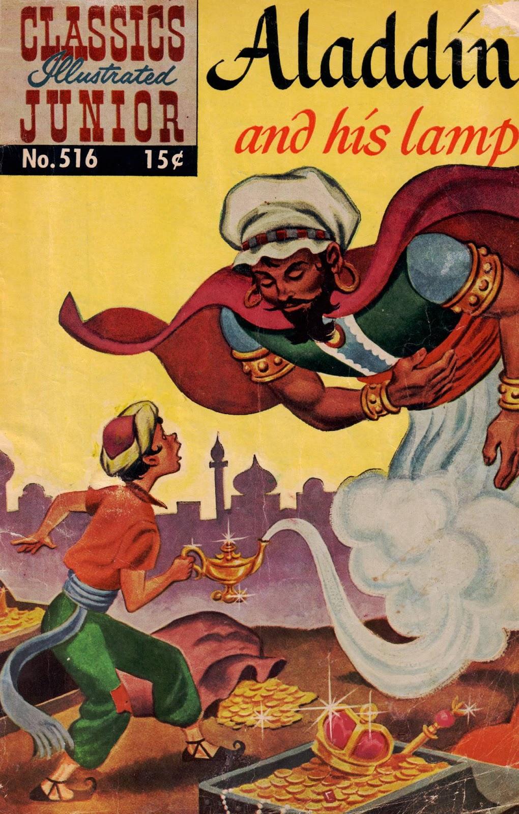 Classics Illustrated Junior issue 516 - Page 1
