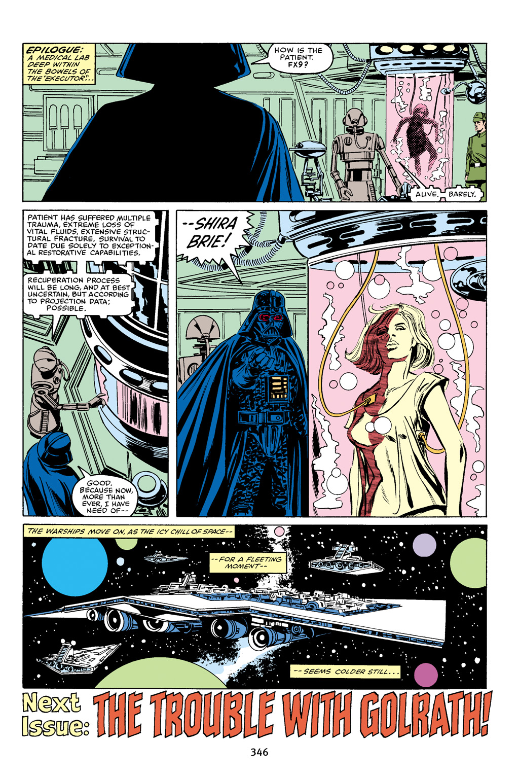 Read online Star Wars Omnibus comic -  Issue # Vol. 16 - 340