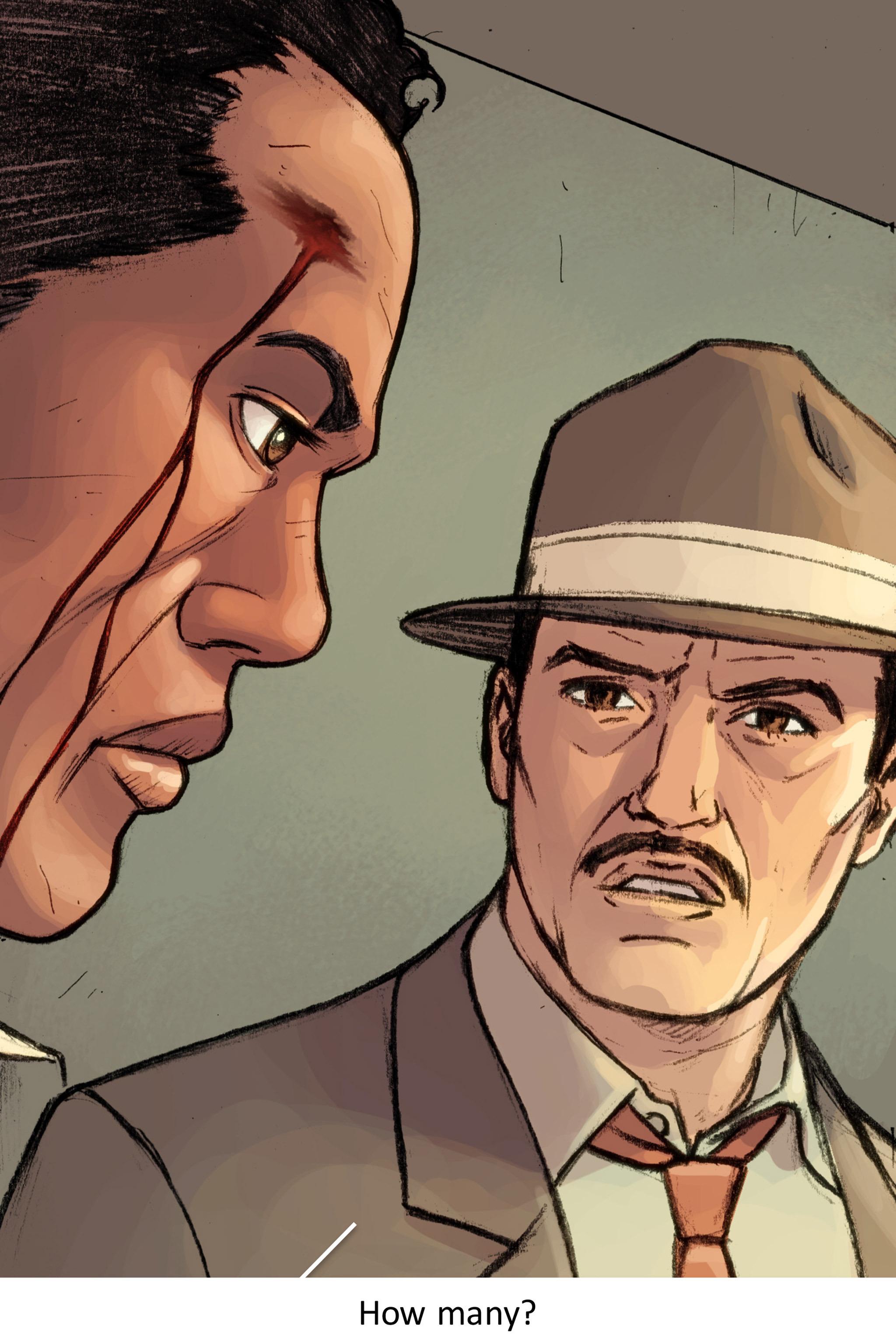 Read online Soul comic -  Issue #2 - 38