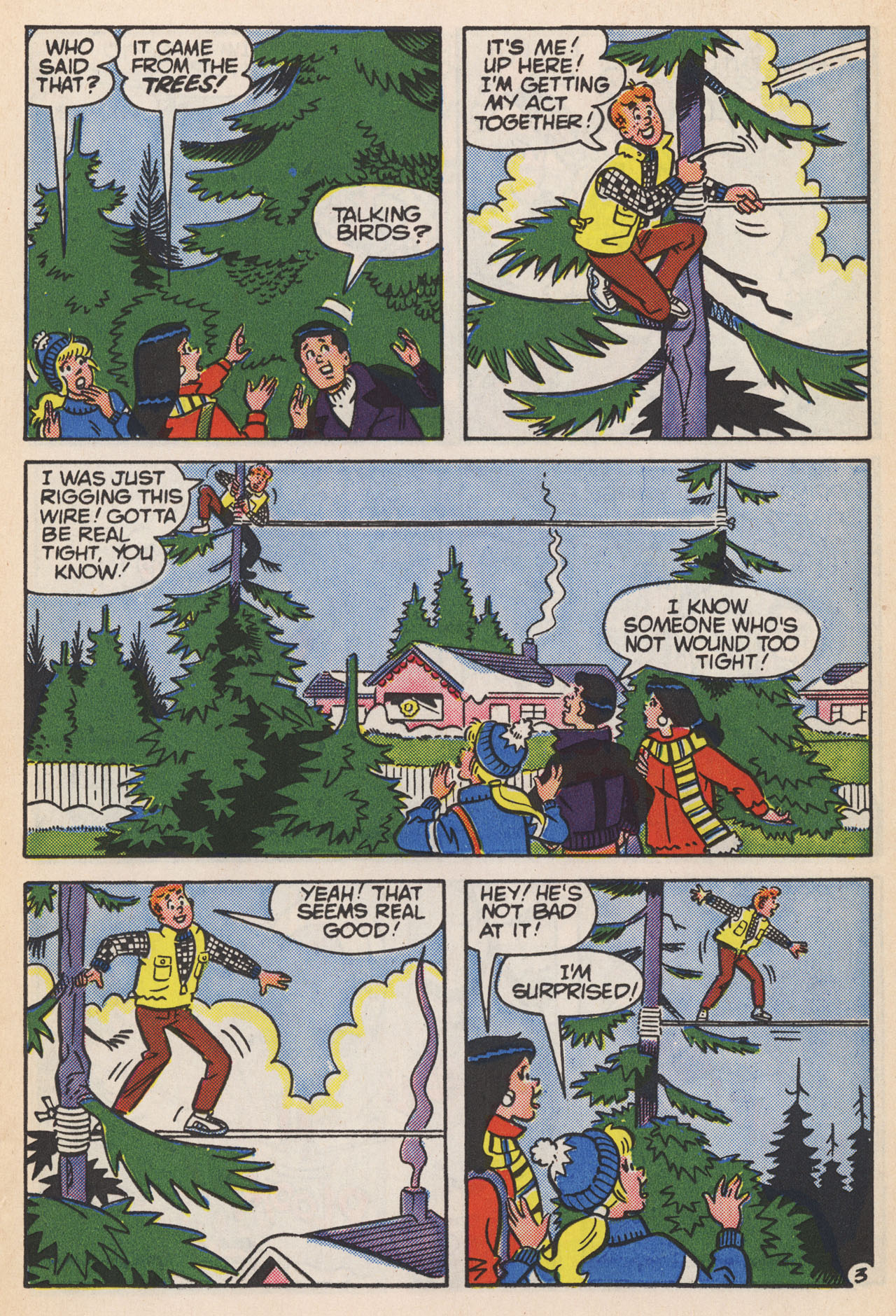 Read online Archie (1960) comic -  Issue #364 - 15
