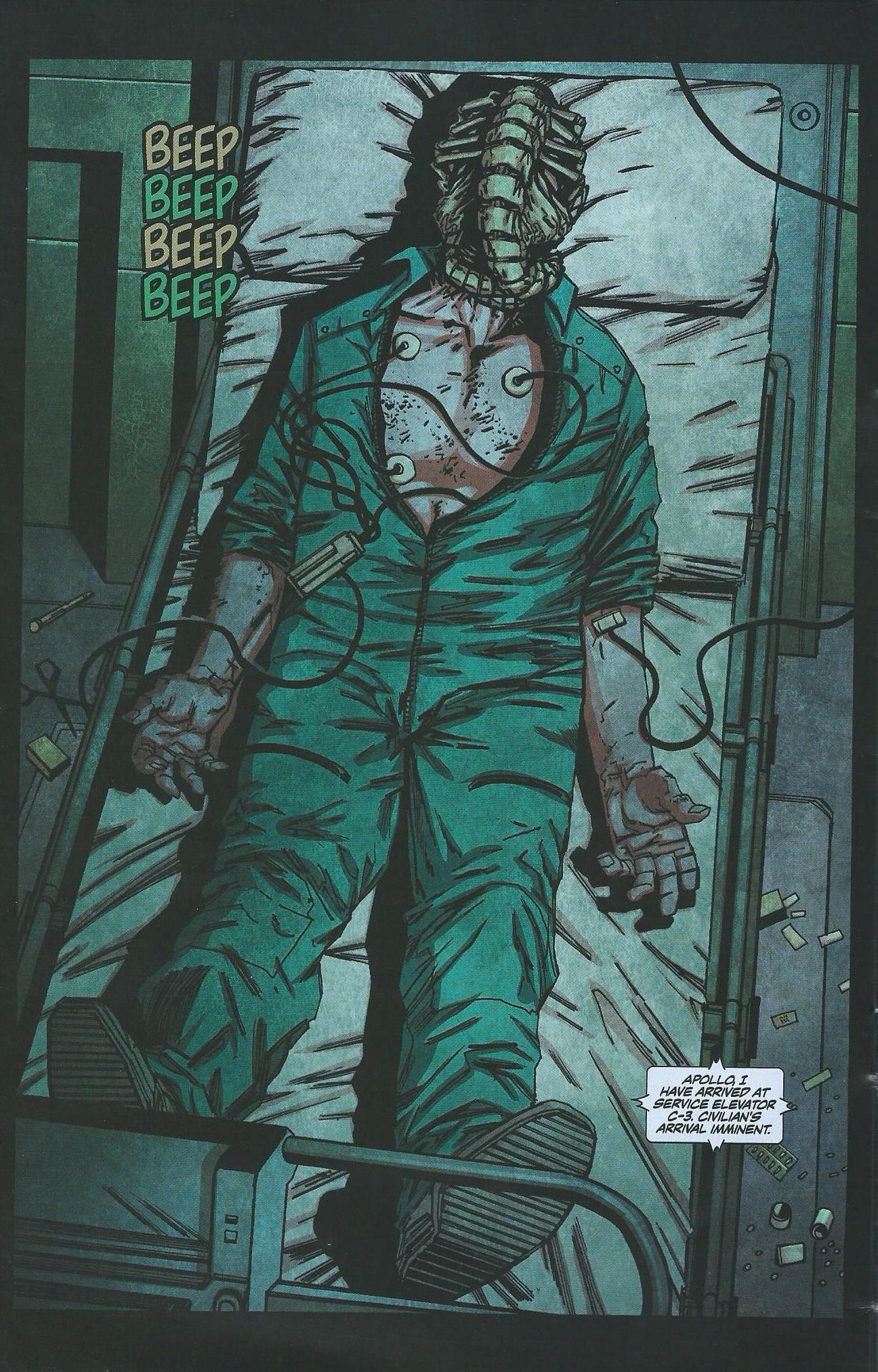 Read online Alien: Isolation comic -  Issue # Full - 19