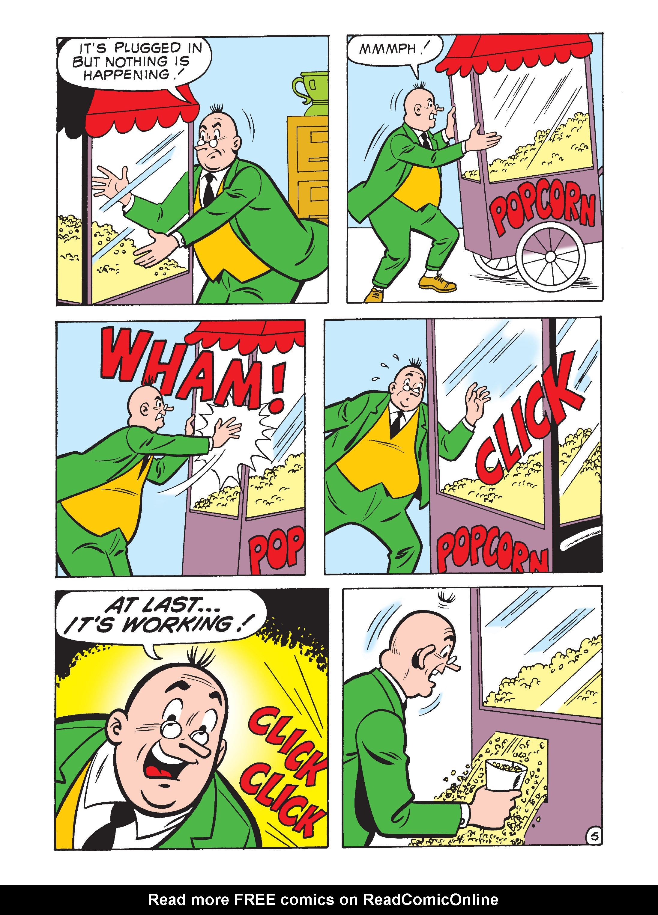 Read online Archie 1000 Page Comics Bonanza comic -  Issue #1 (Part 1) - 132