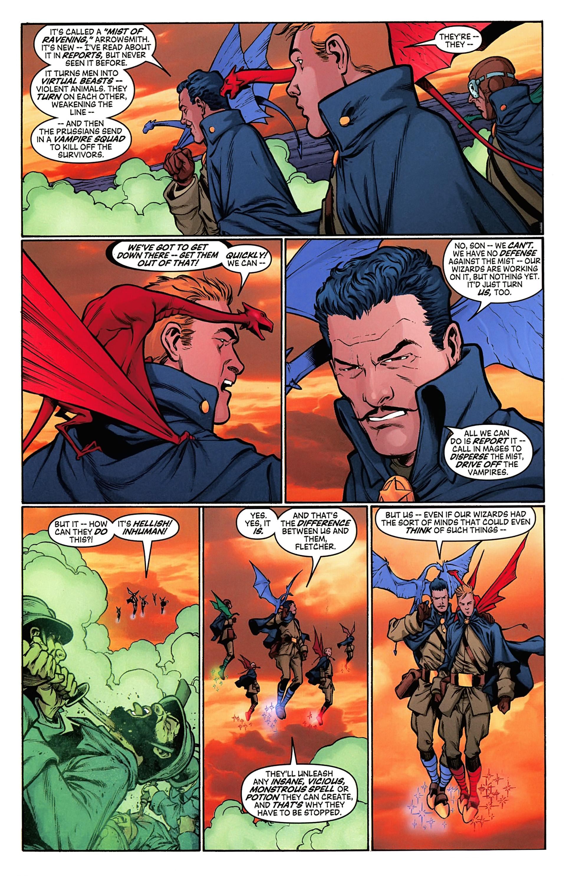 Read online Arrowsmith comic -  Issue #4 - 22