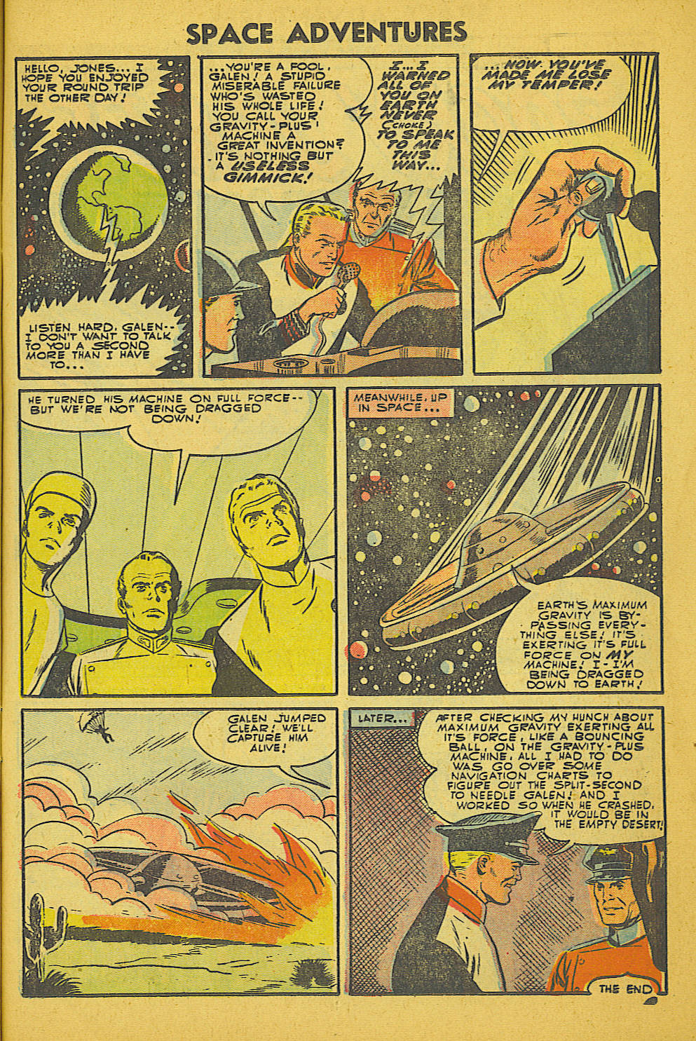 Read online Space Adventures comic -  Issue #18 - 9