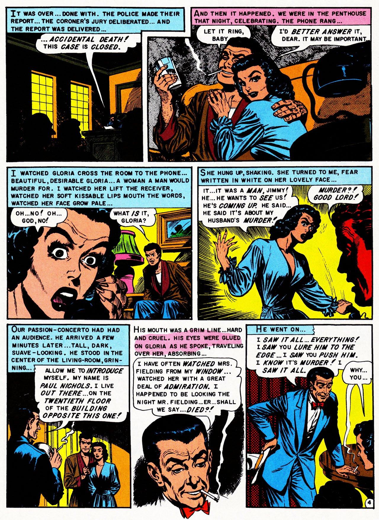 Read online Shock SuspenStories comic -  Issue #10 - 6