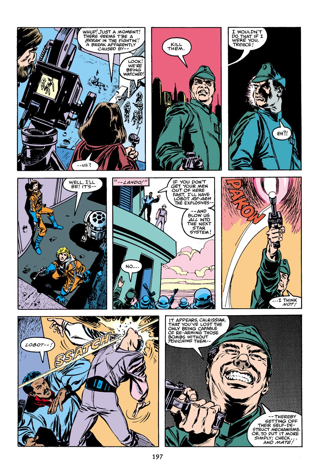 Read online Star Wars Omnibus comic -  Issue # Vol. 16 - 195