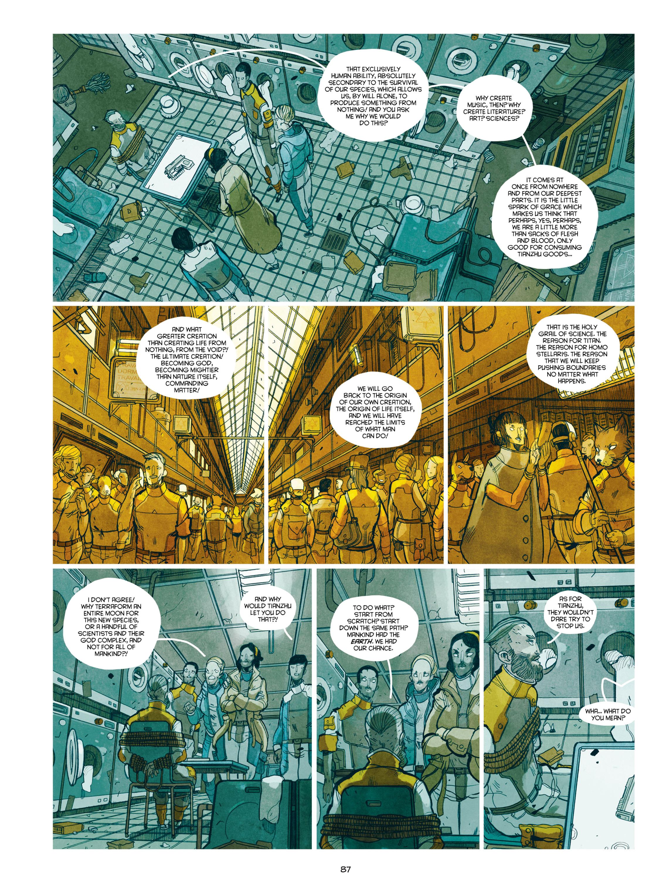 Read online Shangri-La comic -  Issue # Full - 88