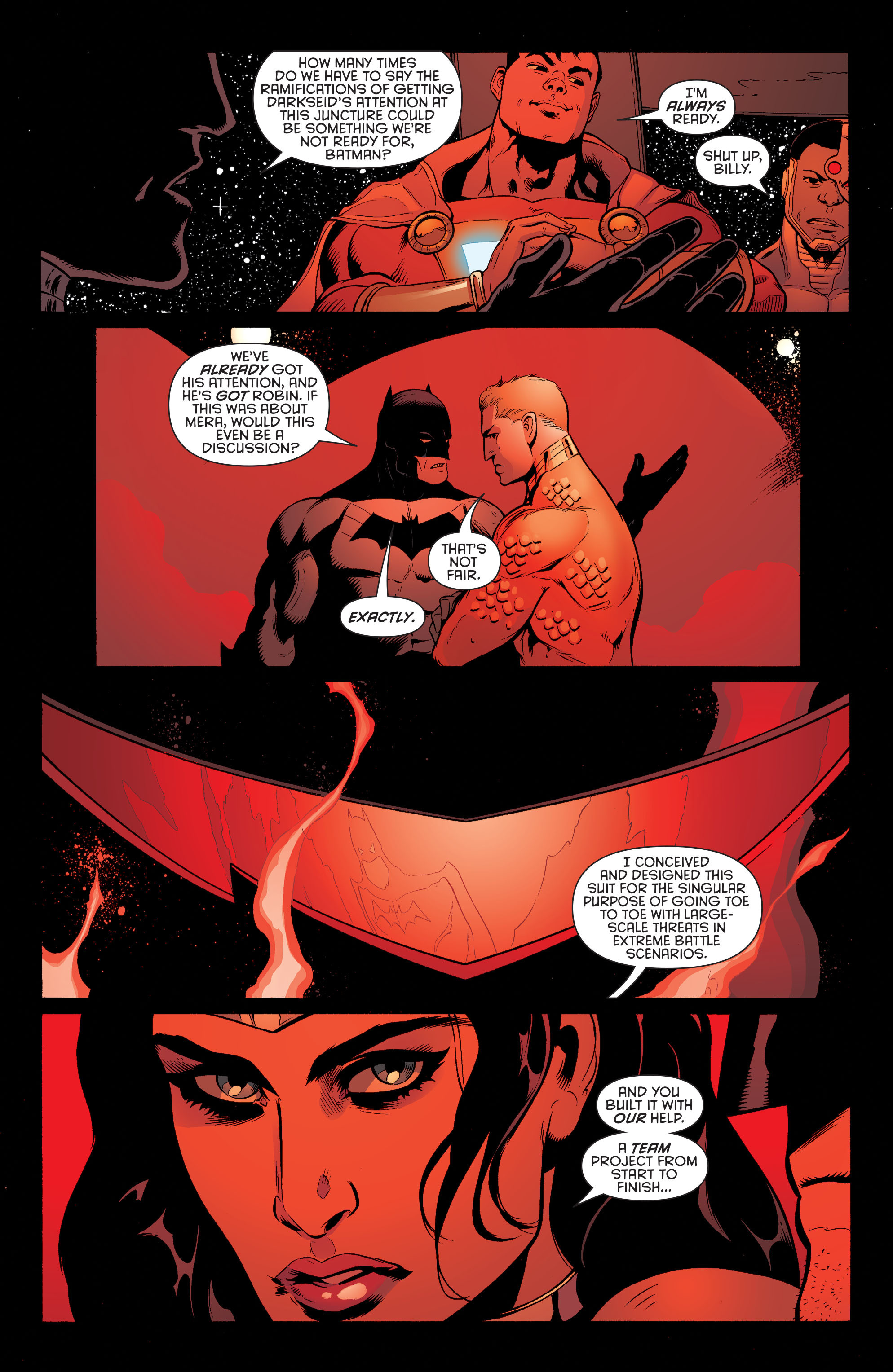 Read online Batman and Robin (2011) comic -  Issue #33 - 9