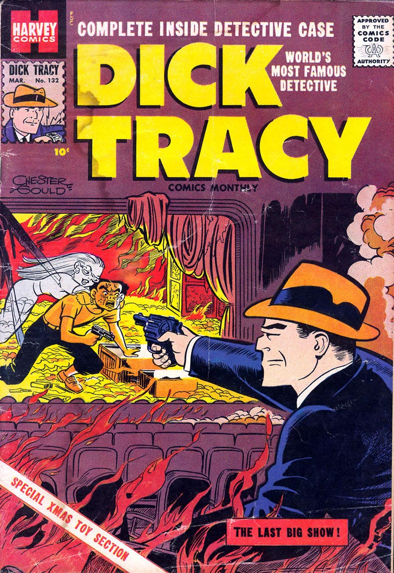 Dick Tracy (1950) 132 Page 1