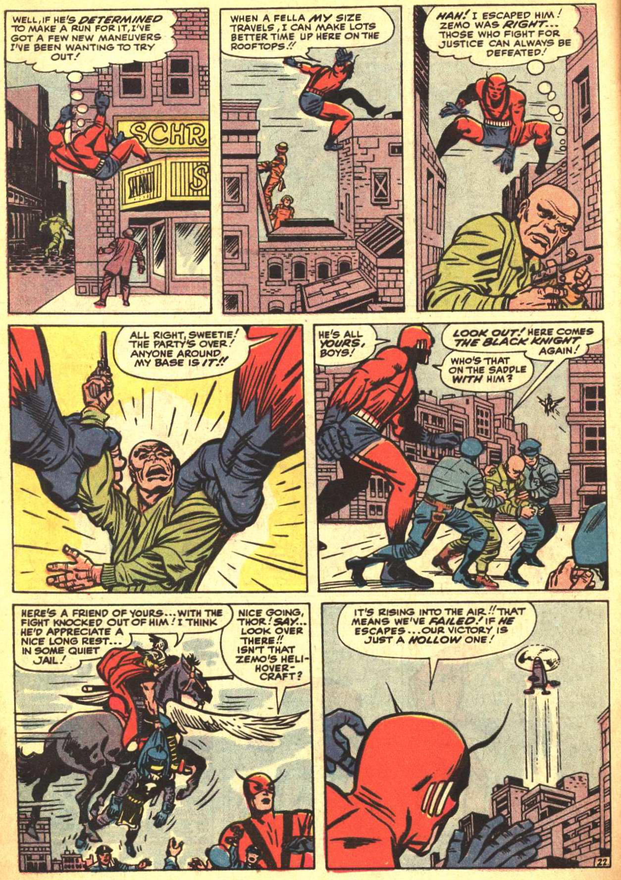 The Avengers (1963) 6 Page 22