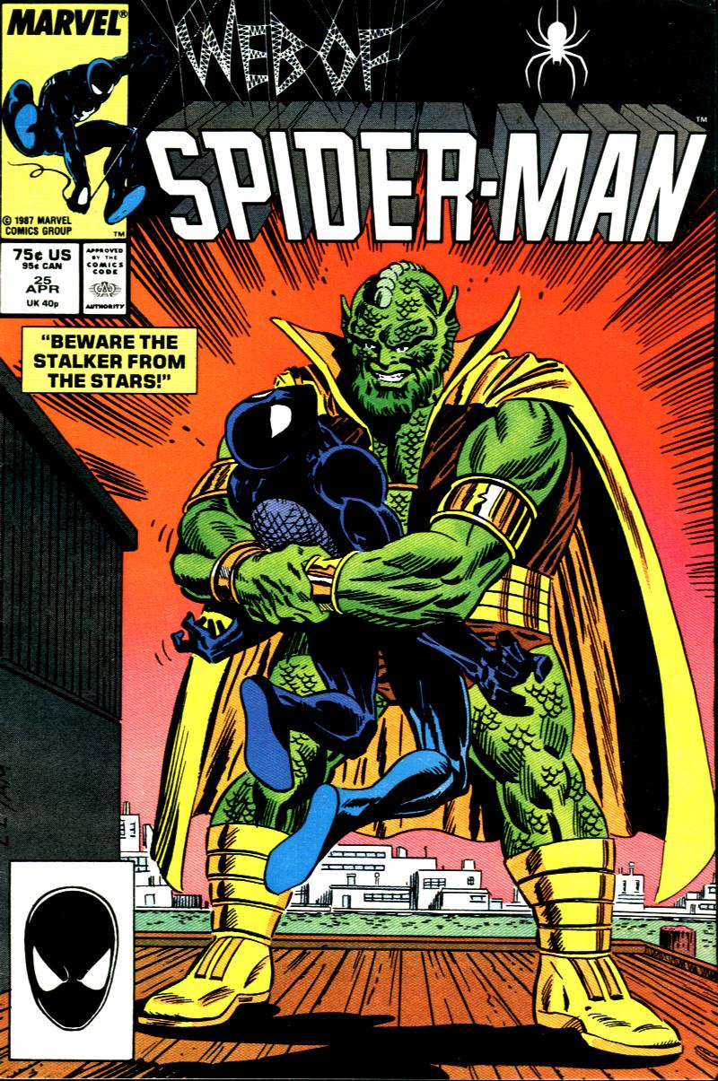 Web of Spider-Man (1985) Issue #25 #35 - English 1