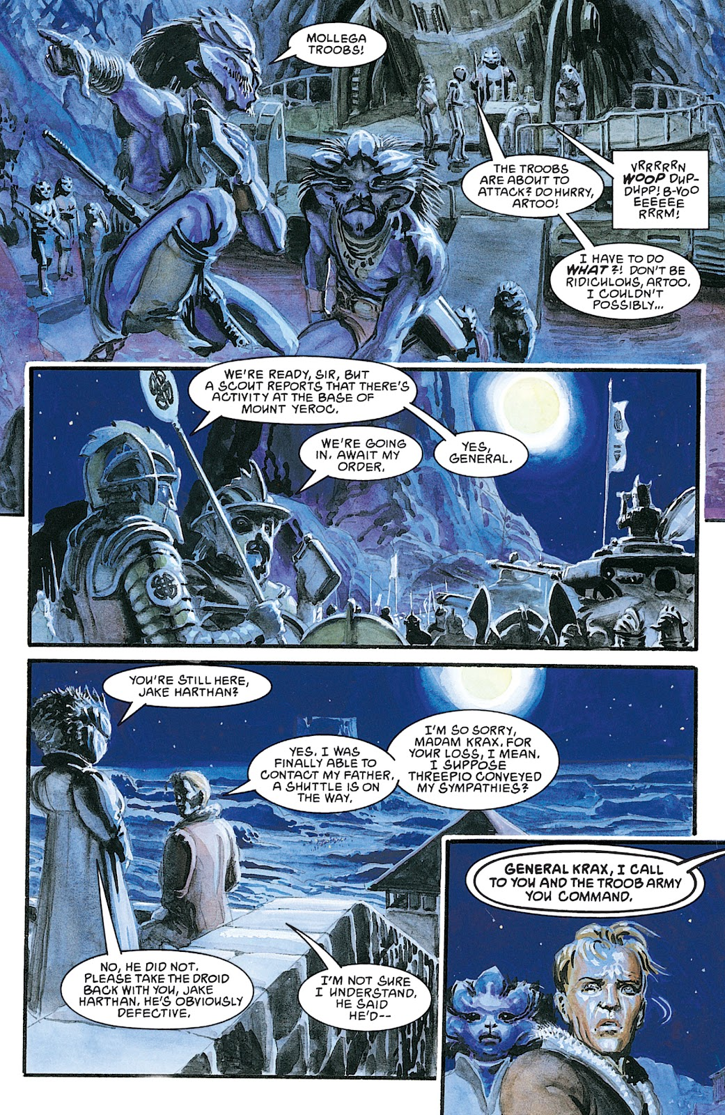 Read online Star Wars Legends Epic Collection: The Empire comic -  Issue # TPB 5 (Part 5) - 26