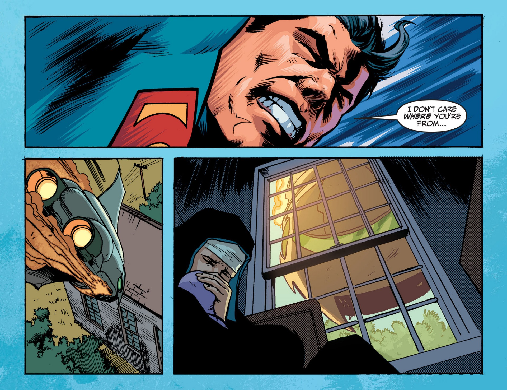 Read online Adventures of Superman [I] comic -  Issue #14 - 16