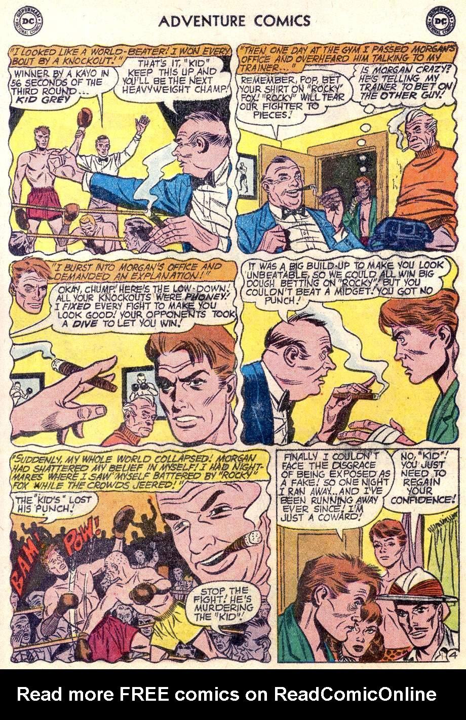 Read online Adventure Comics (1938) comic -  Issue #275 - 21