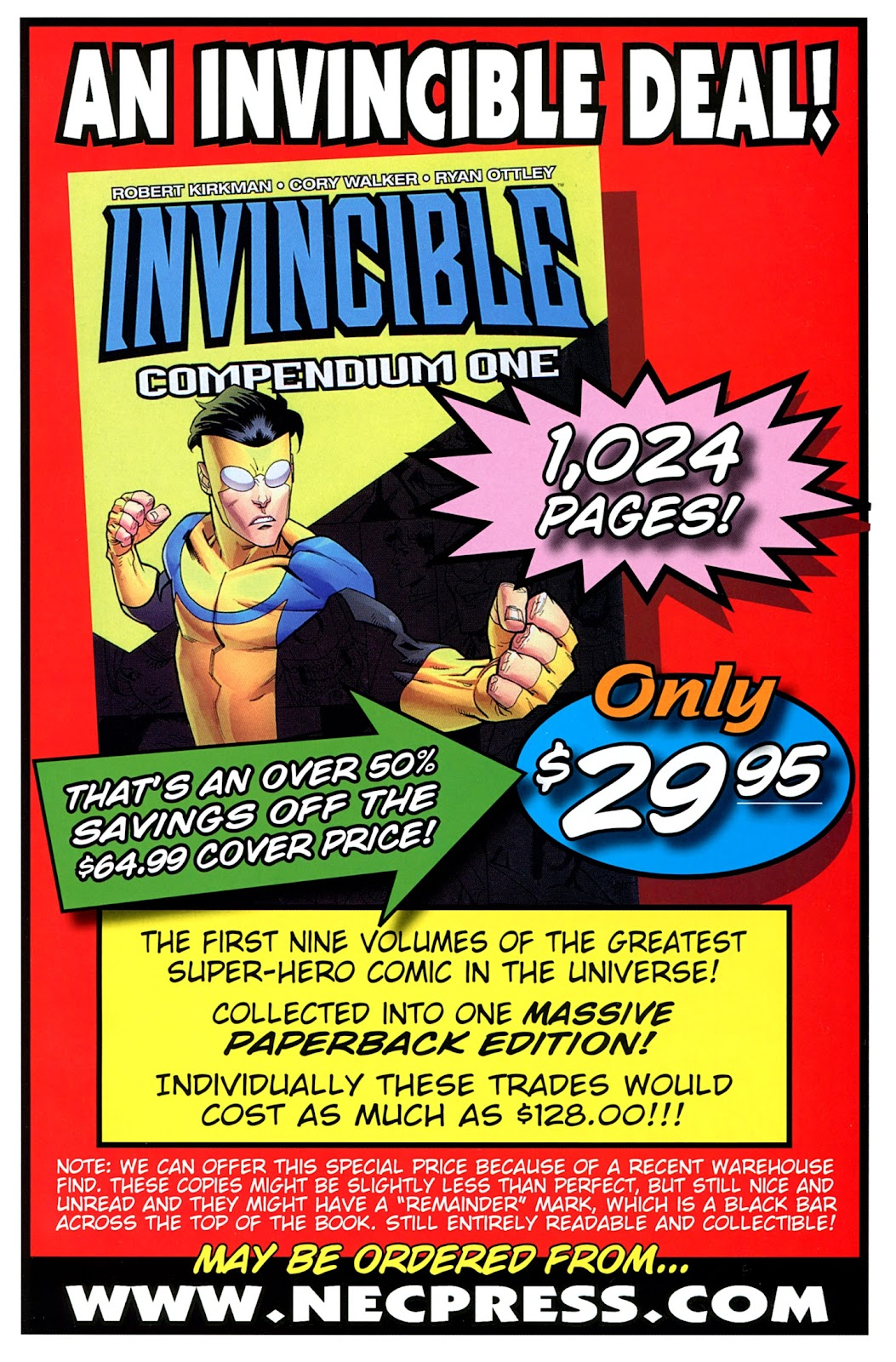 Read online The Tick comic -  Issue #100 - 47