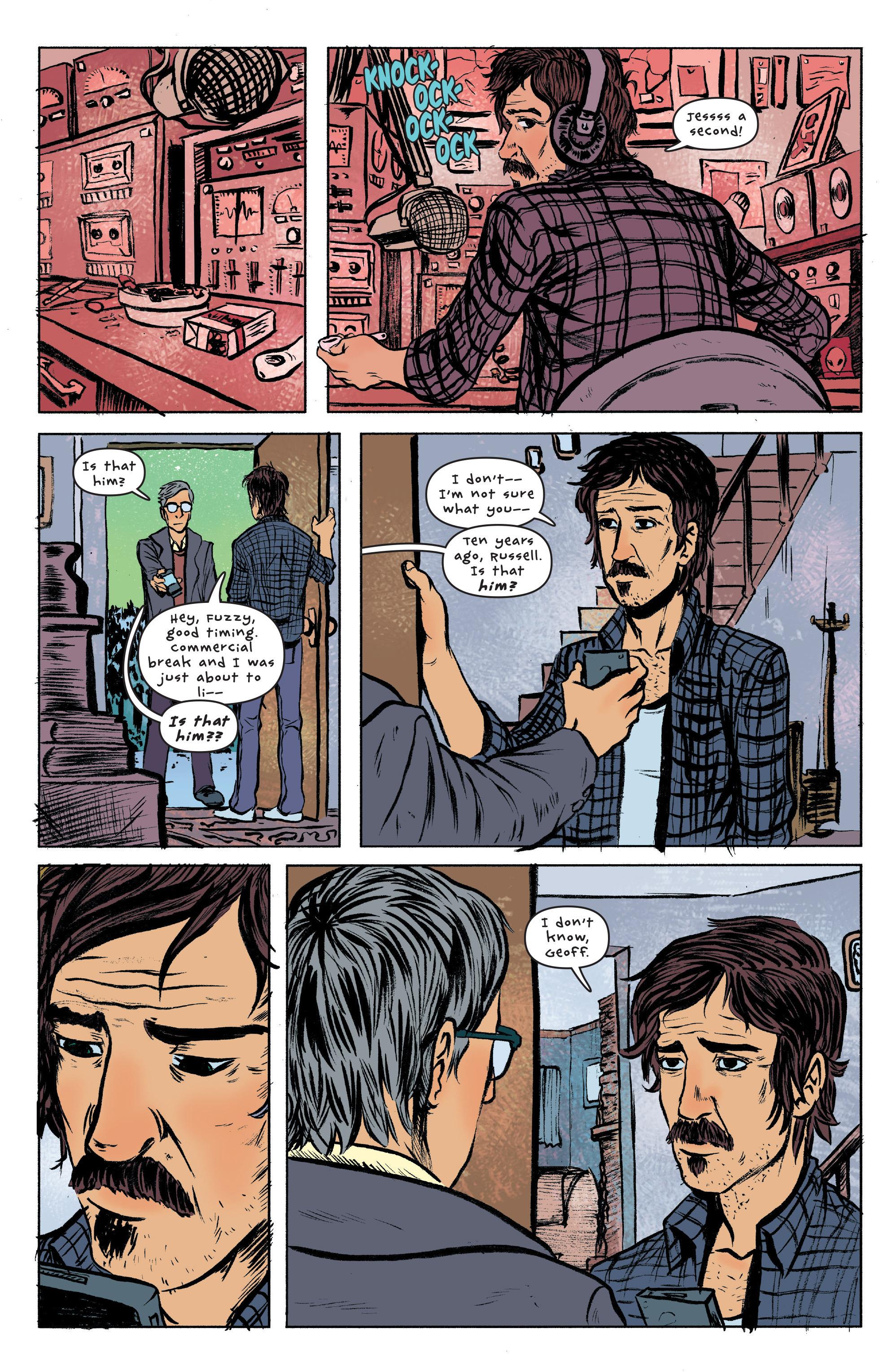 Read online UFOlogy comic -  Issue #2 - 17
