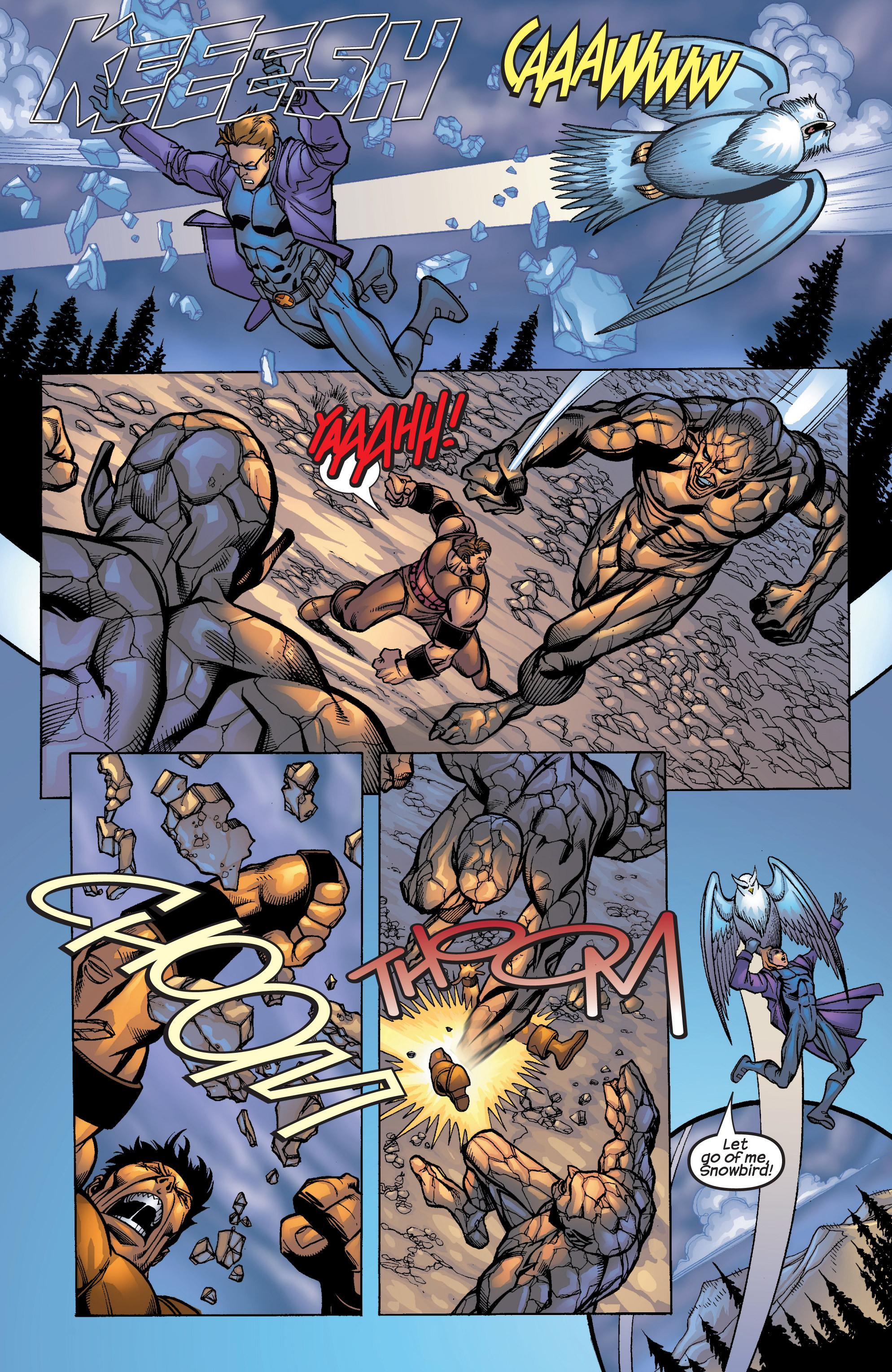 Read online Uncanny X-Men (1963) comic -  Issue #422 - 27