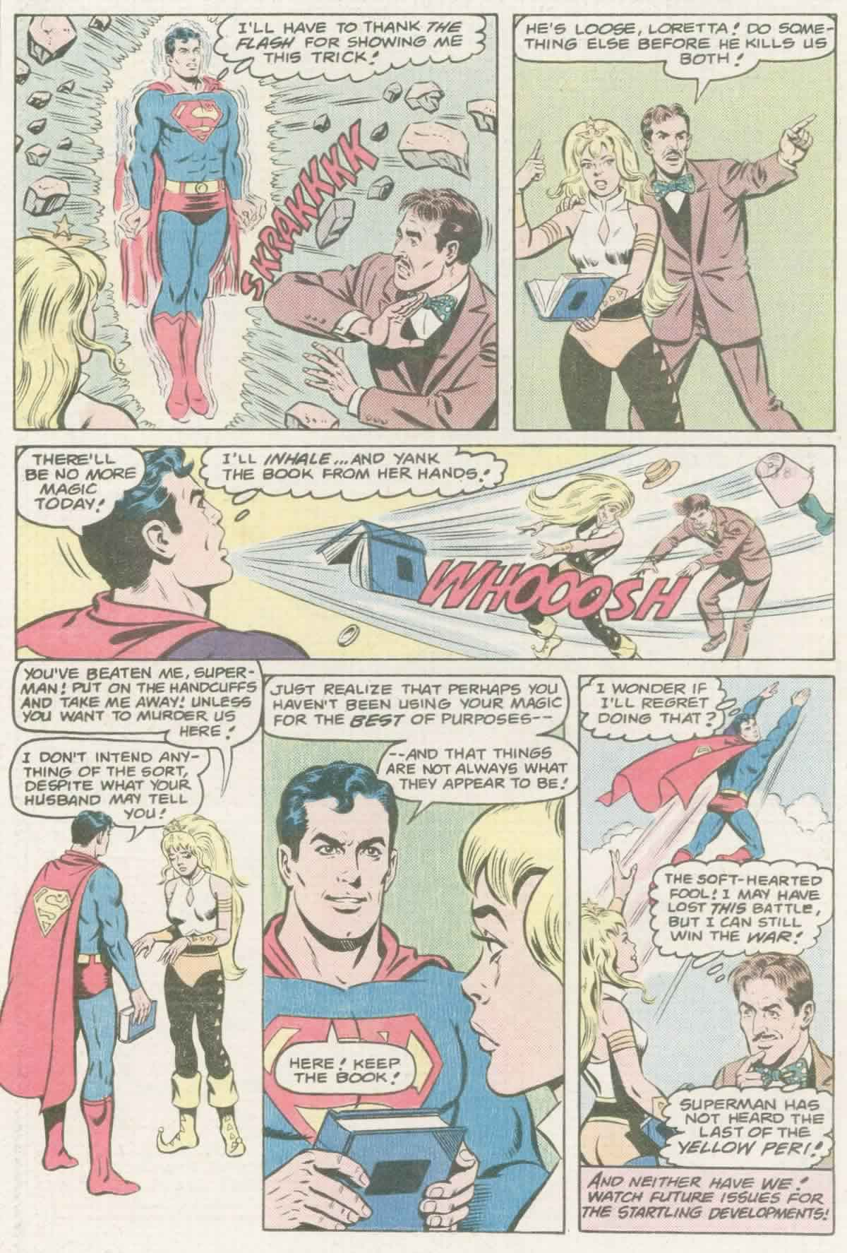 Read online Action Comics (1938) comic -  Issue #559 - 17