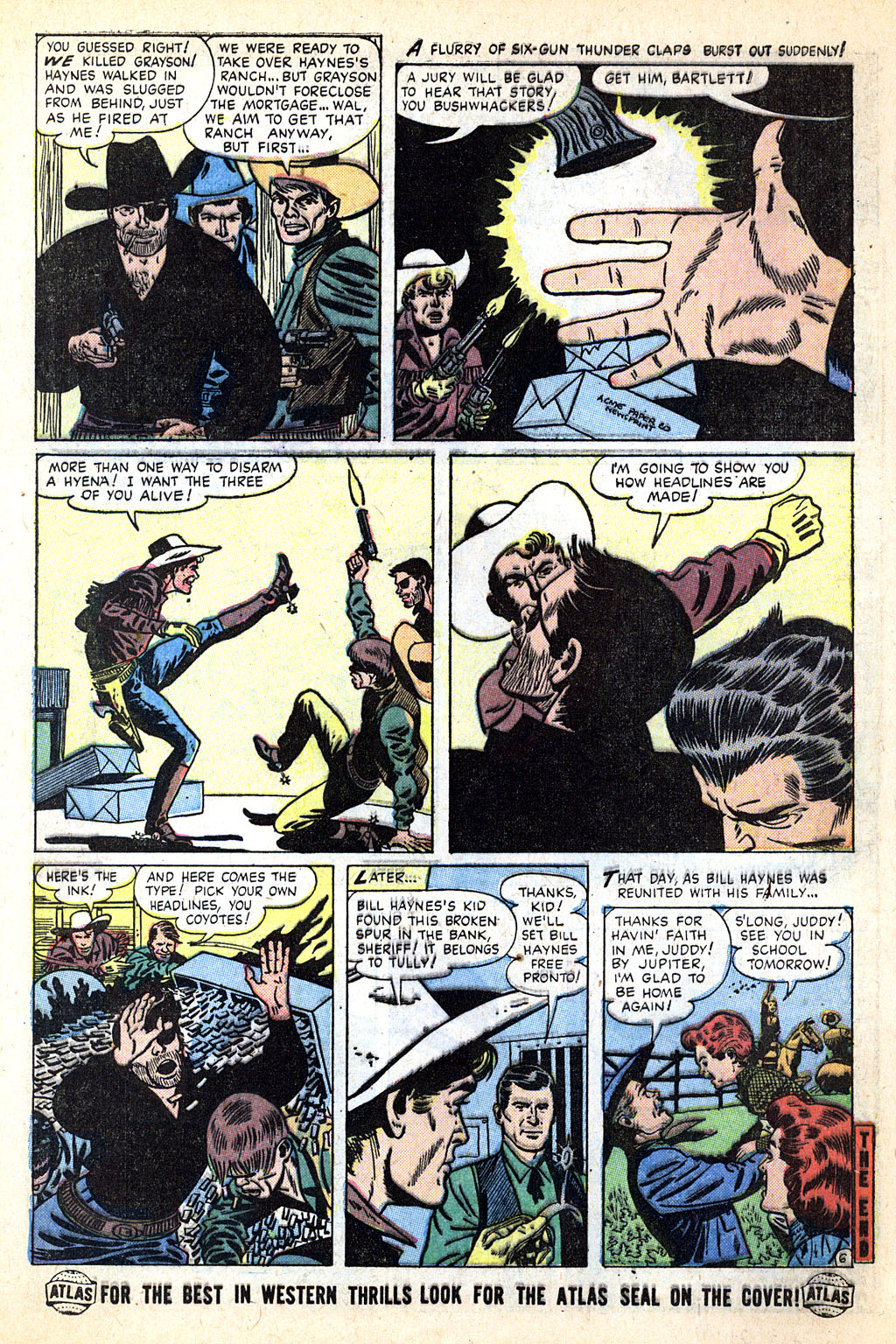 The Rawhide Kid (1955) issue 4 - Page 8