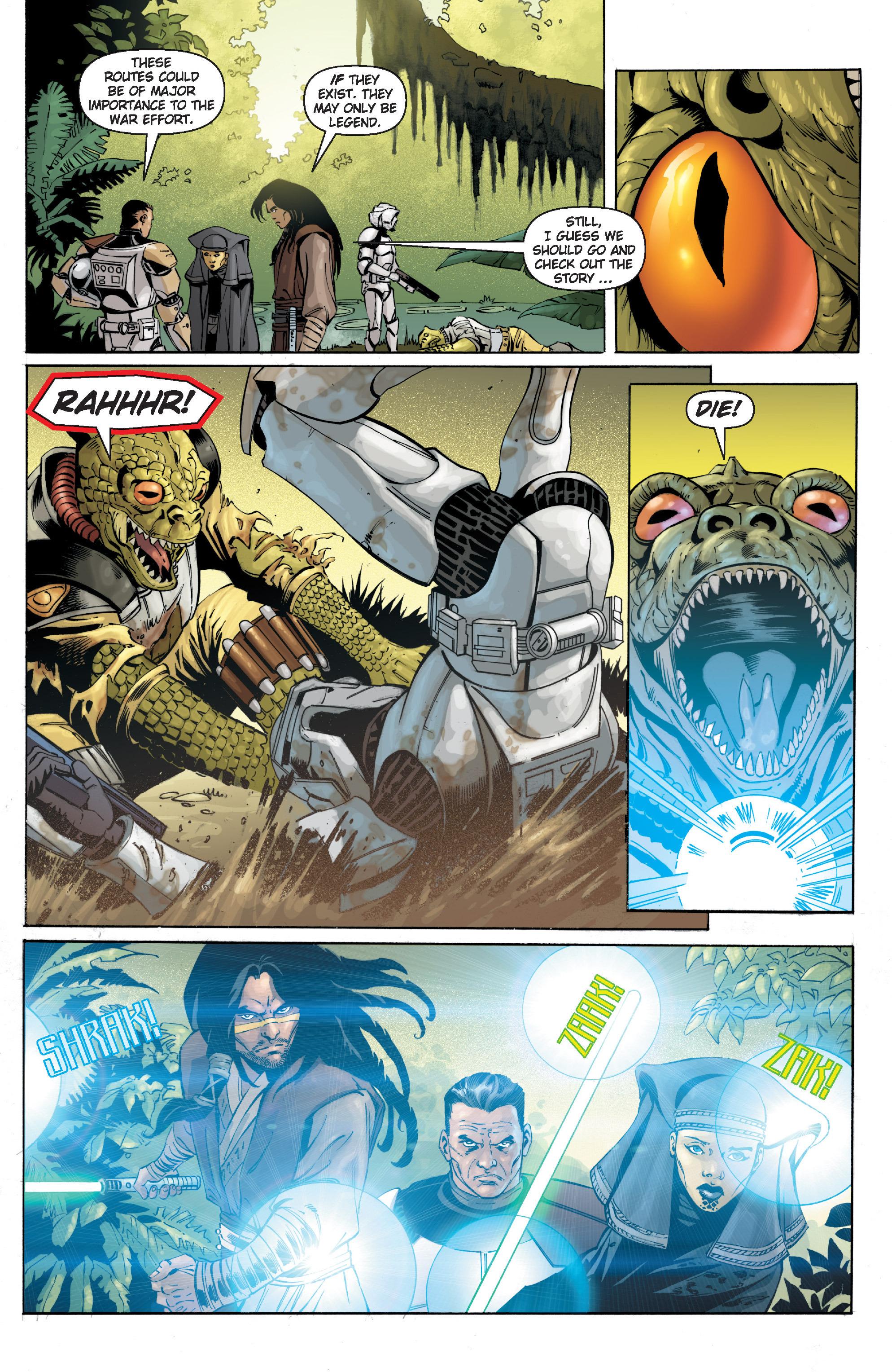 Read online Star Wars Omnibus comic -  Issue # Vol. 26 - 371
