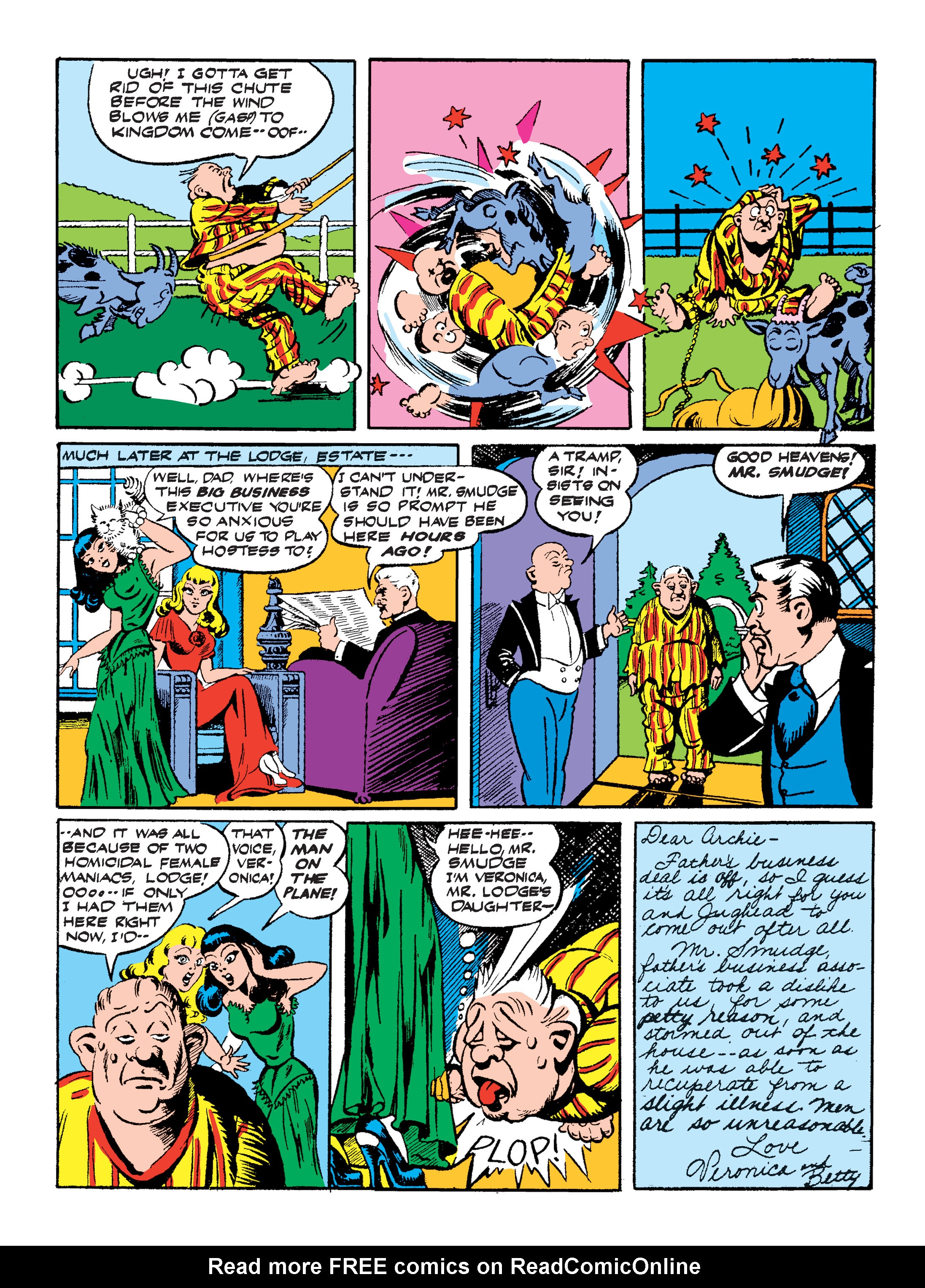 Read online Archie 75th Anniversary Digest comic -  Issue #4 - 126