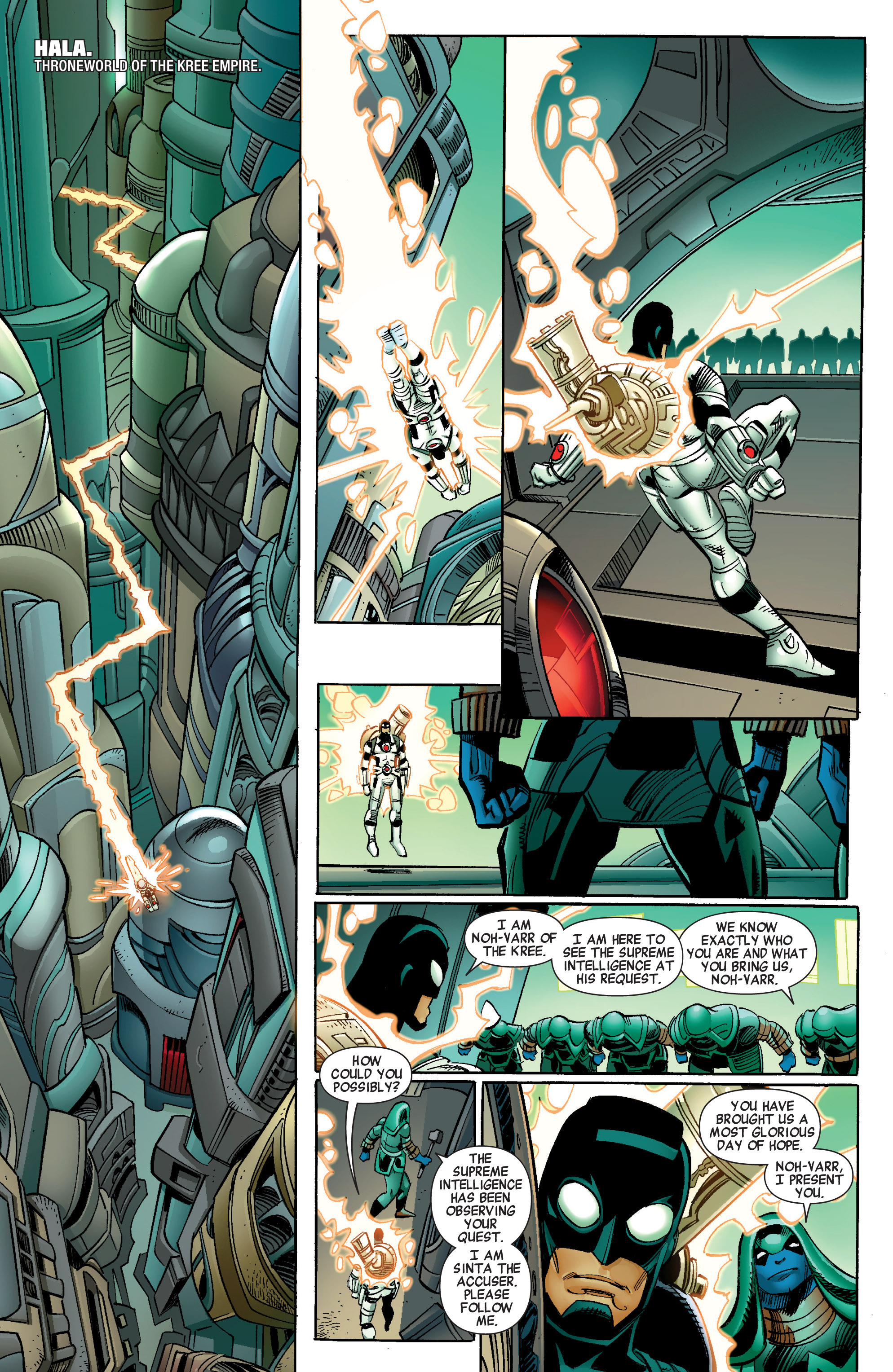 Read online Avengers (2010) comic -  Issue #27 - 6