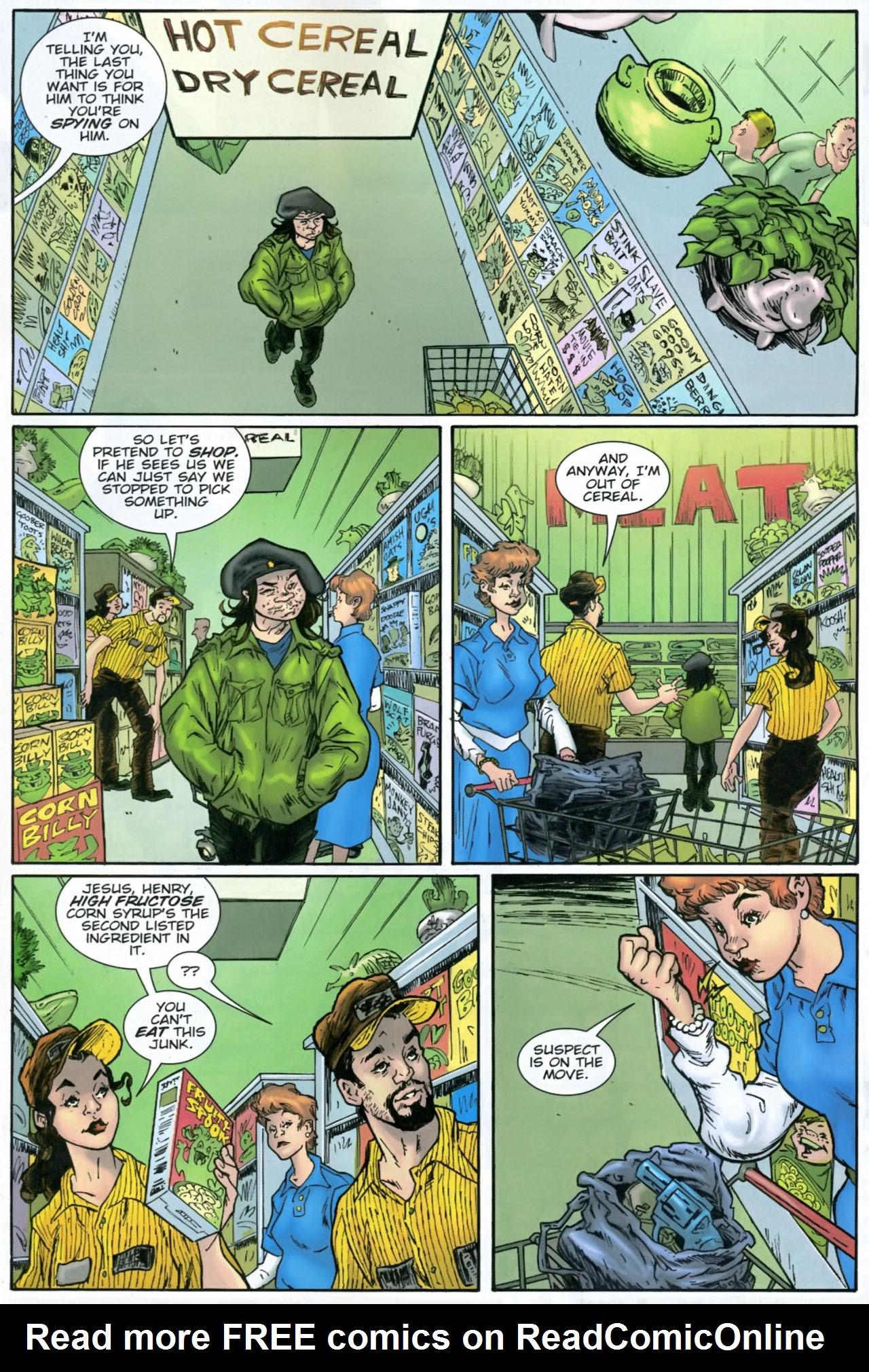 Read online The Exterminators comic -  Issue #27 - 16