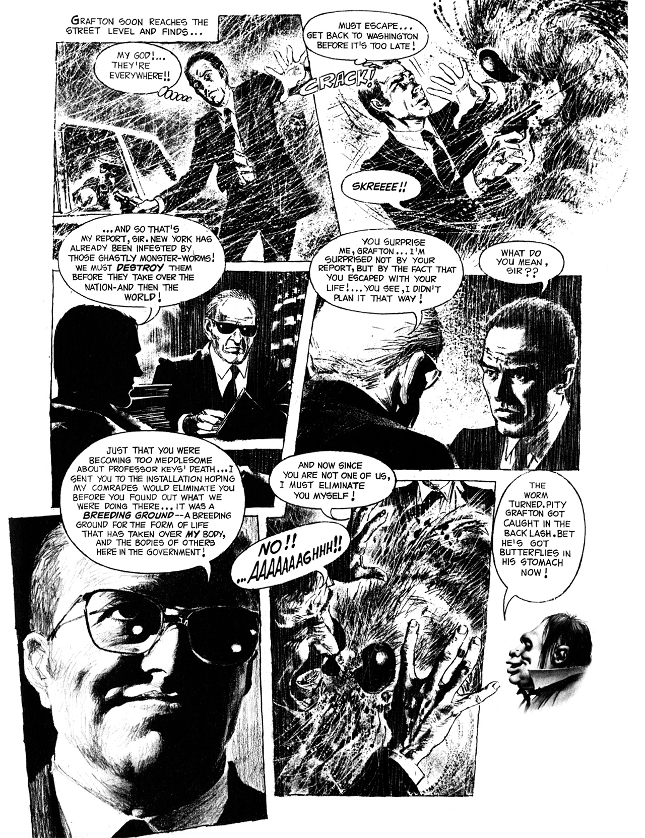 Read online Eerie Archives comic -  Issue # TPB 8 - 285