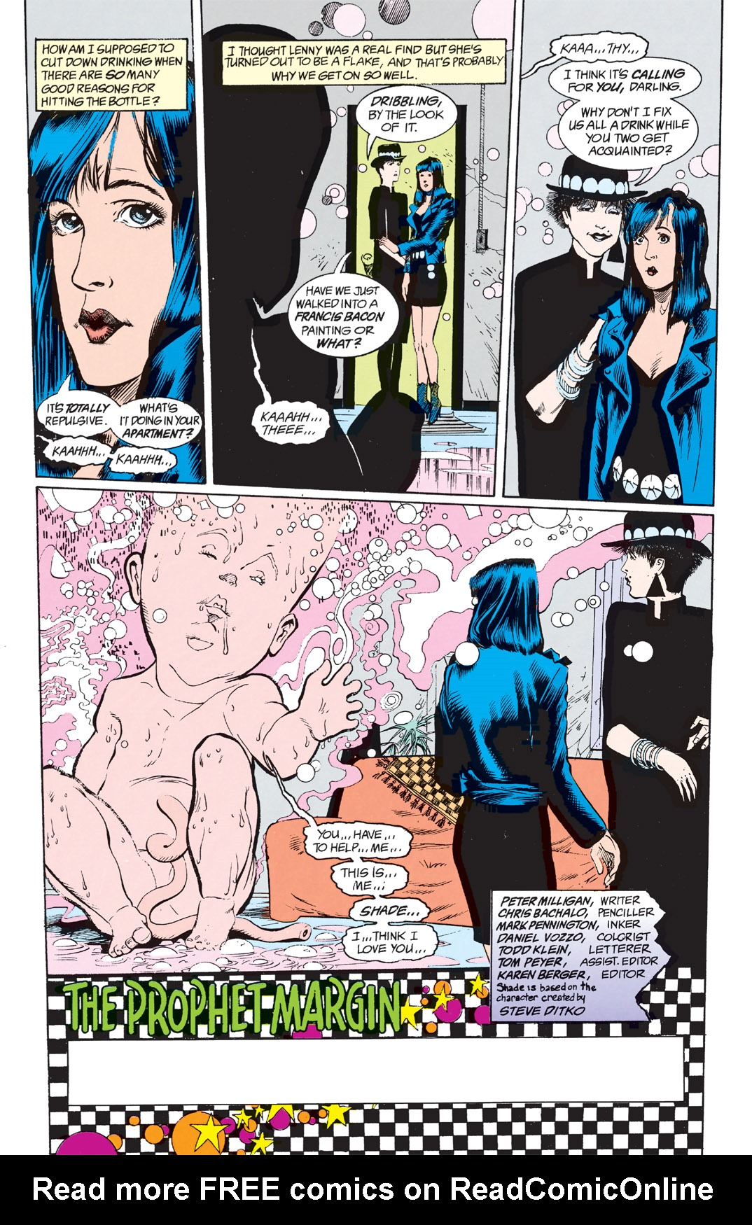 Read online Shade, the Changing Man comic -  Issue #9 - 2
