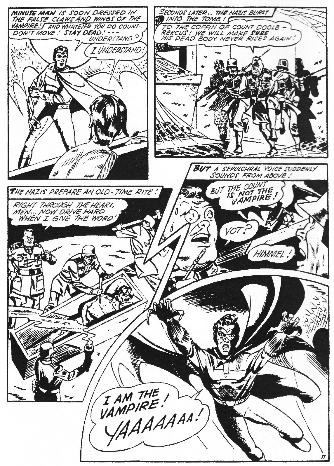Read online Men of Mystery Comics comic -  Issue #77 - 14
